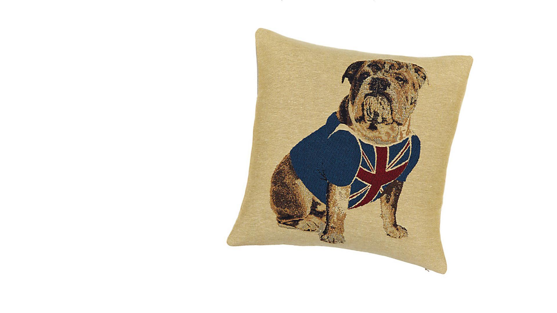 Bulldog Cushion - Big Brother 2017