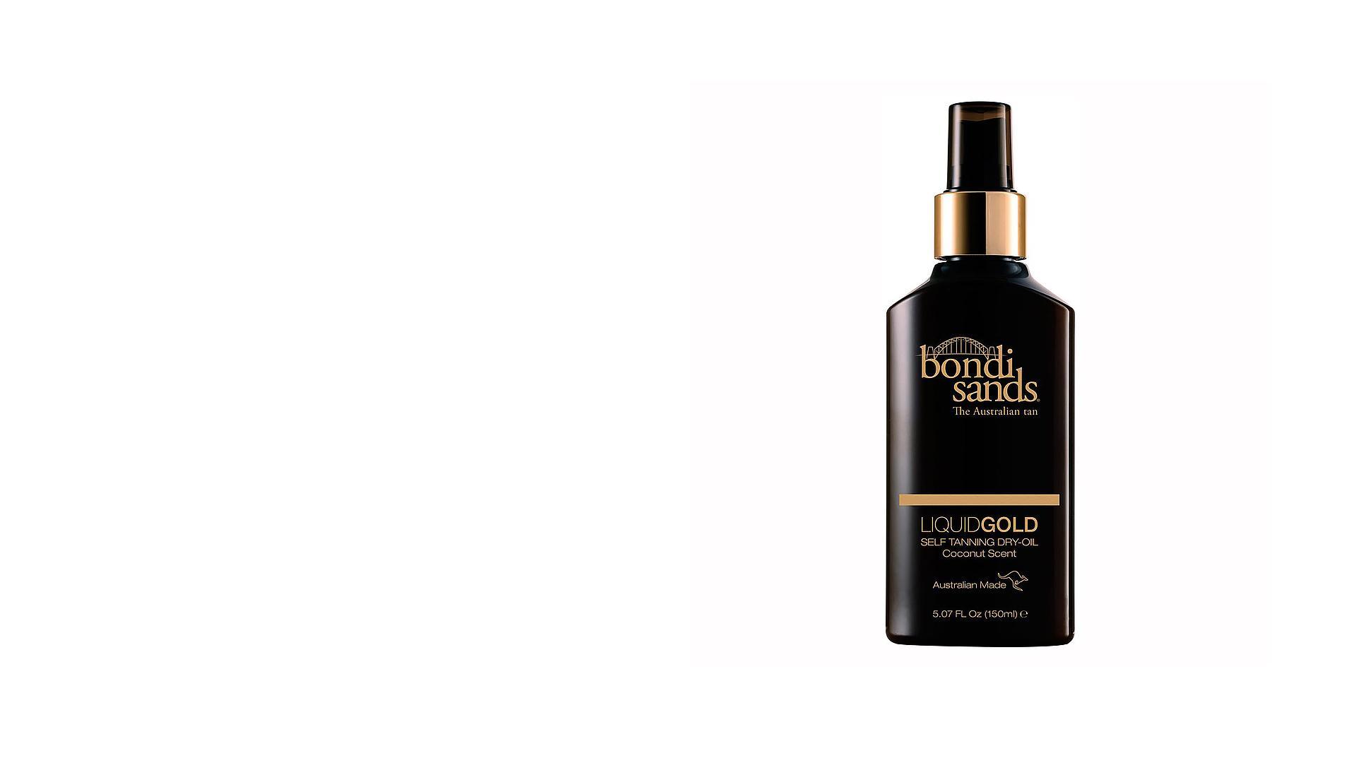 Liquid Gold Self Tanning Oil - HelloOctoberXo - Drugstore Make Up Hype