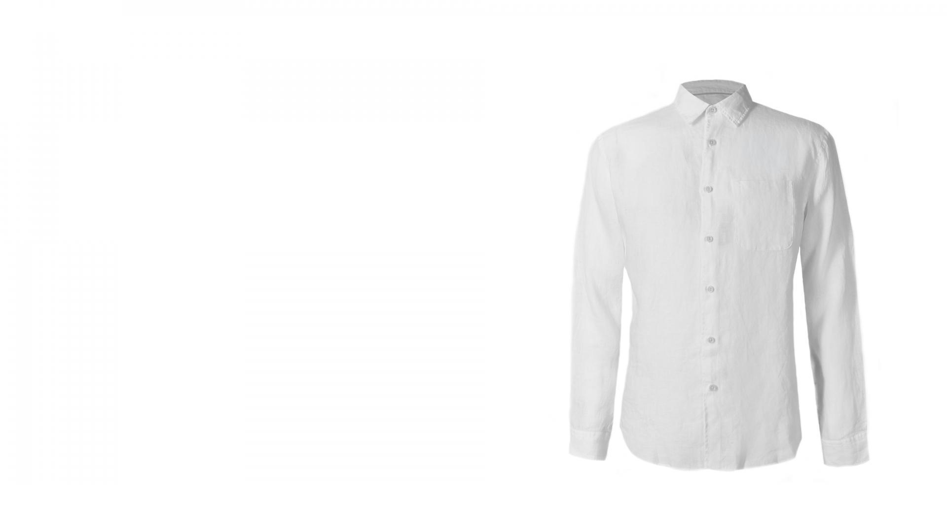 Pure Linen Shirt - Big Brother 2017