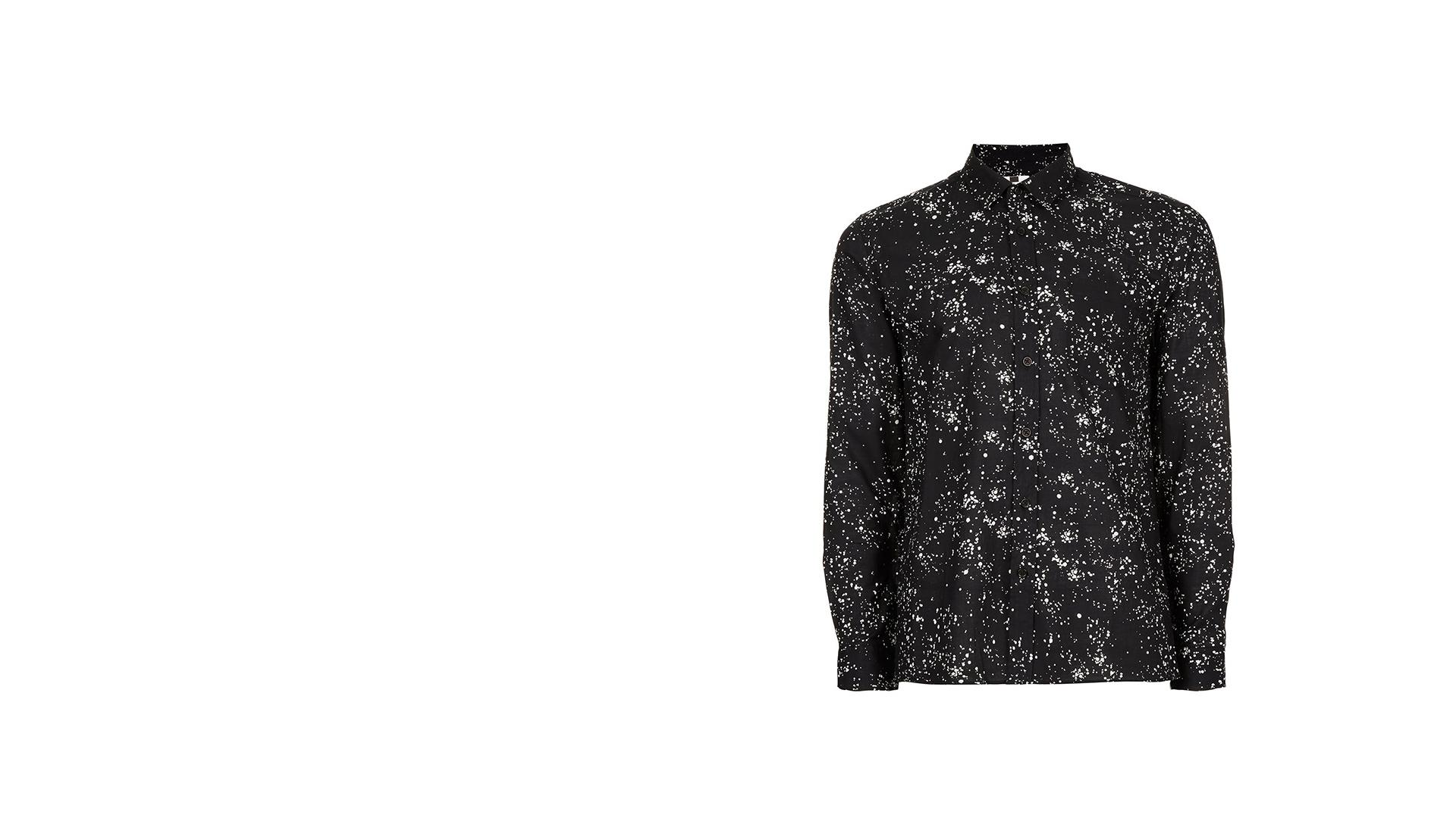 Paint Effect Shirt - Jodie Abacus