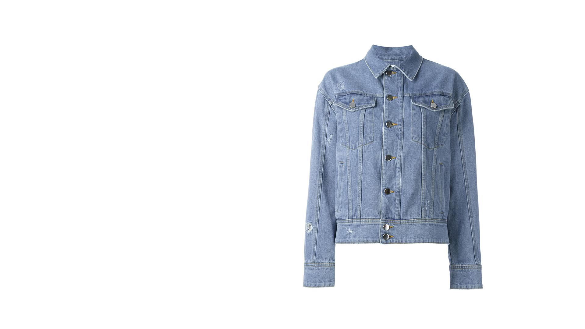 Denim Jacket - Zara Larsson