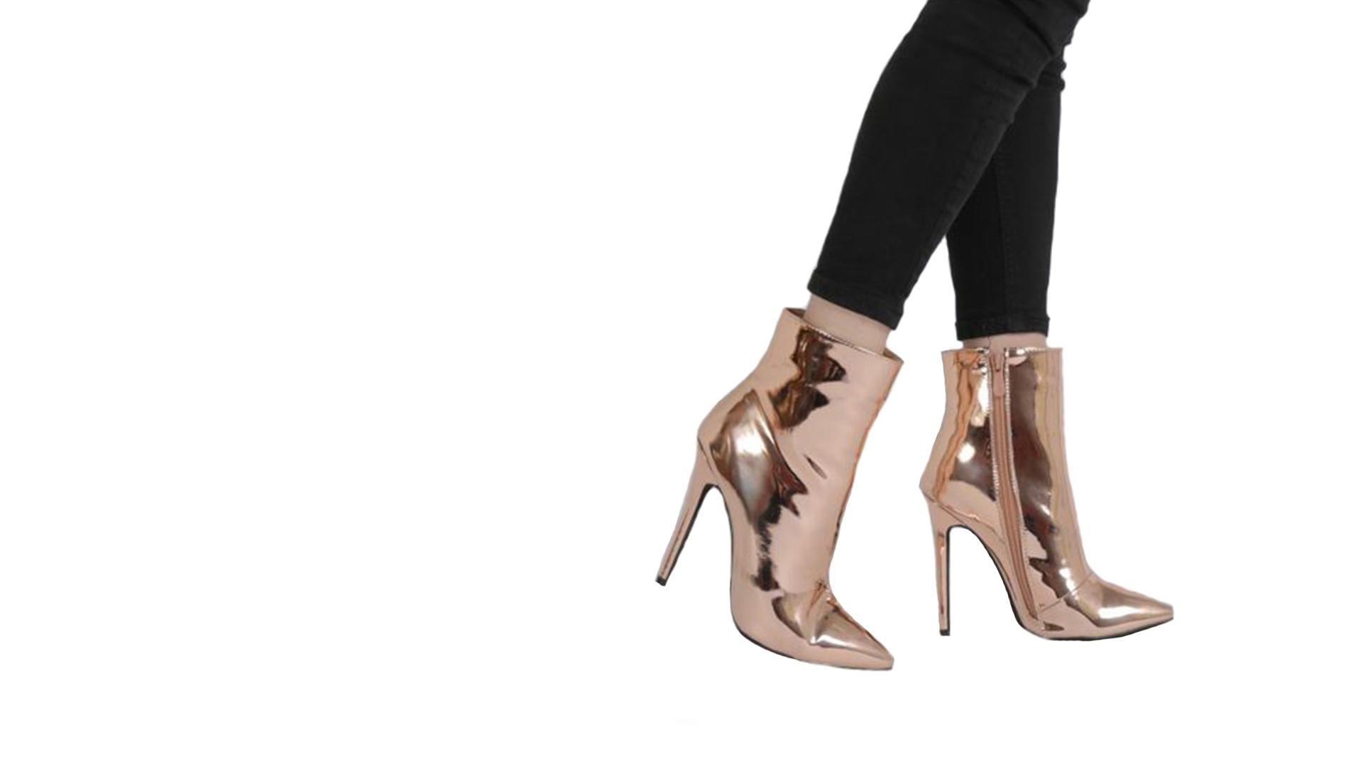 Ankle Boots - Zara Larsson