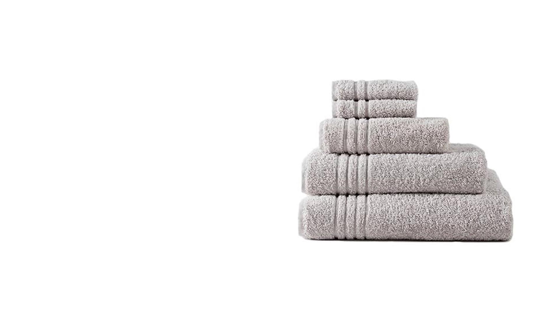 Bathroom Towels - Celebrity Big Brother Summer
