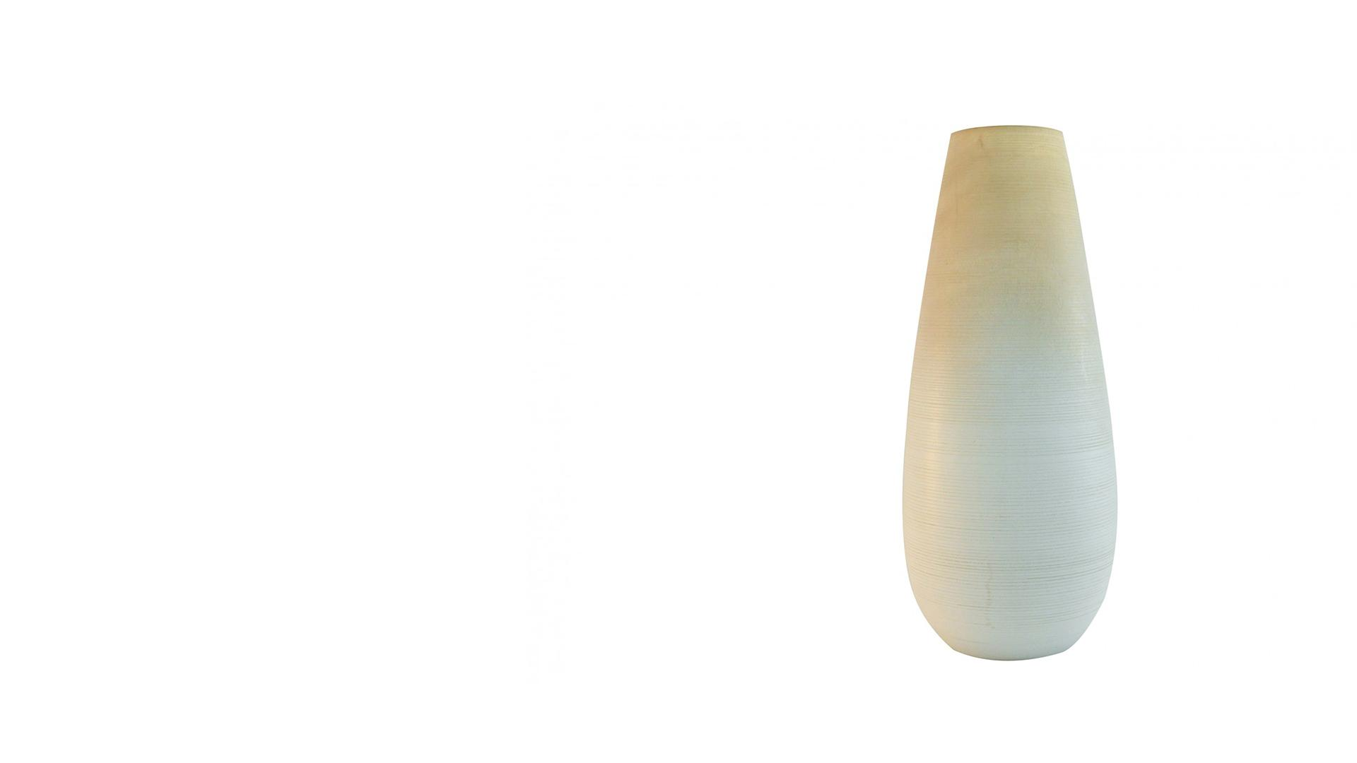 Ombre Wood Vase - Celebrity Big Brother Summer