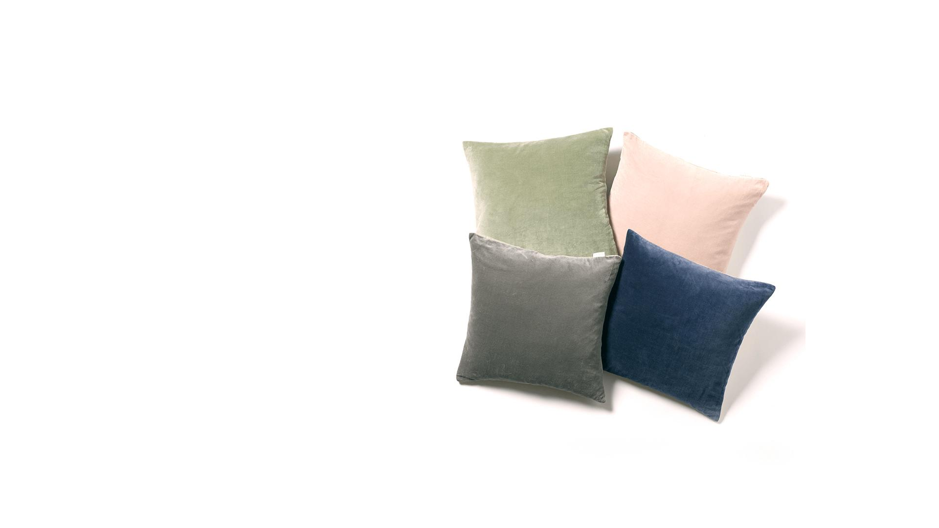 Velvet & Linen Cushions - Celebrity Big Brother Summer