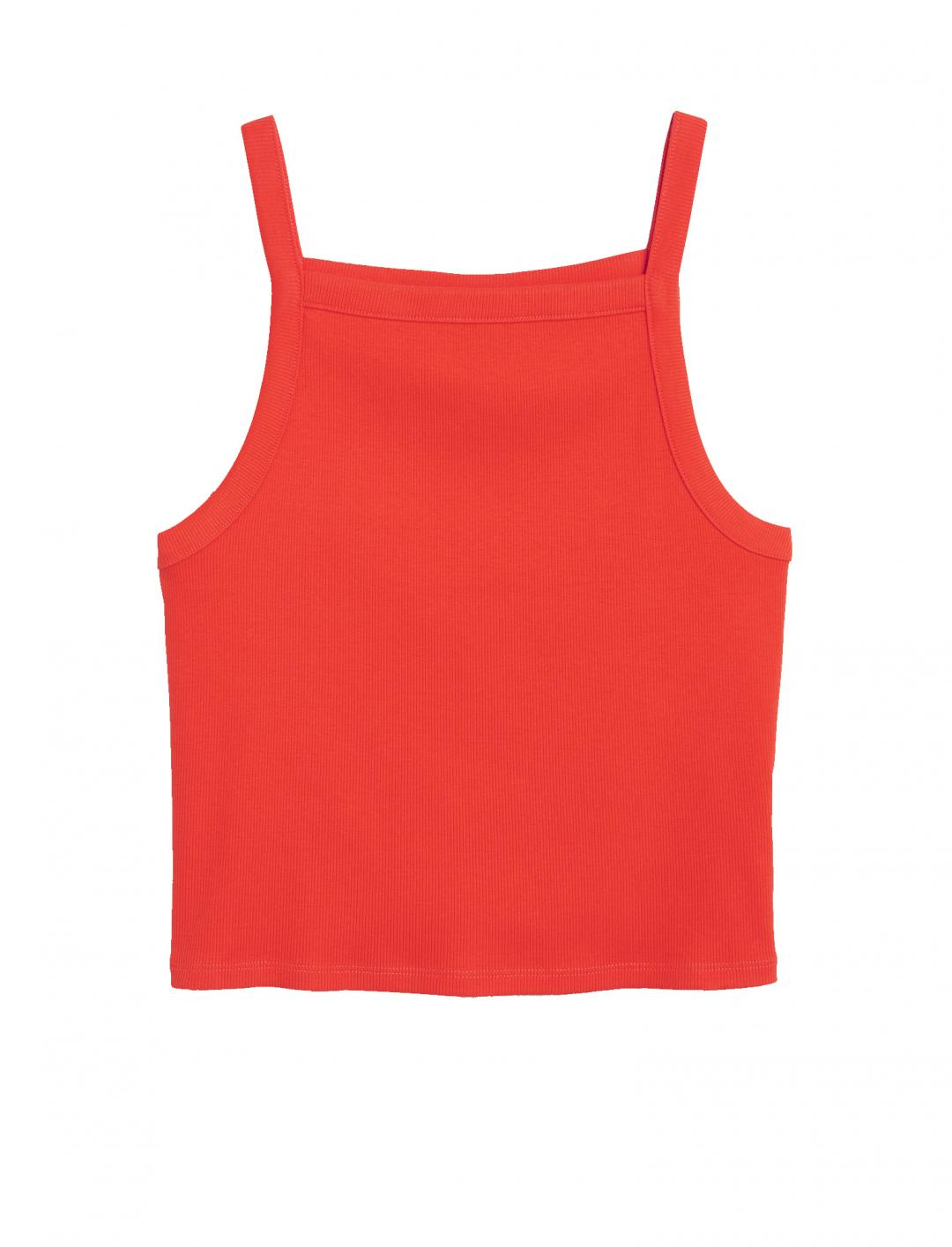 "Cropped Vest {""id"":5,""product_section_id"":1,""name"":""Clothing"",""order"":5} Monki"