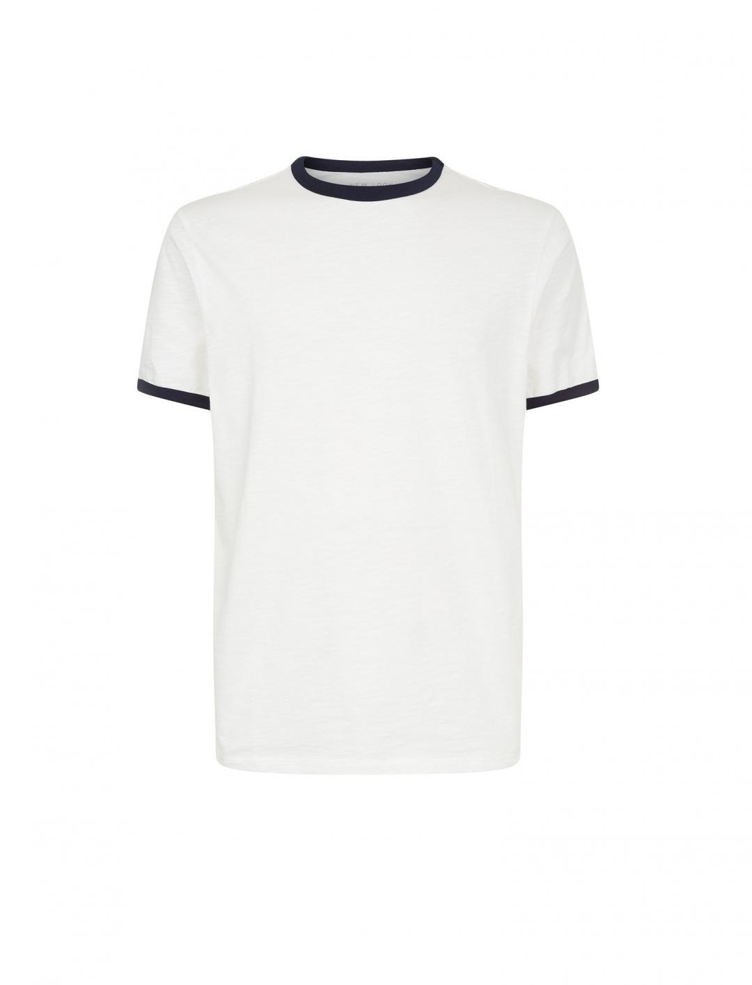 "Trim T-Shirt {""id"":5,""product_section_id"":1,""name"":""Clothing"",""order"":5} NEW LOOK"