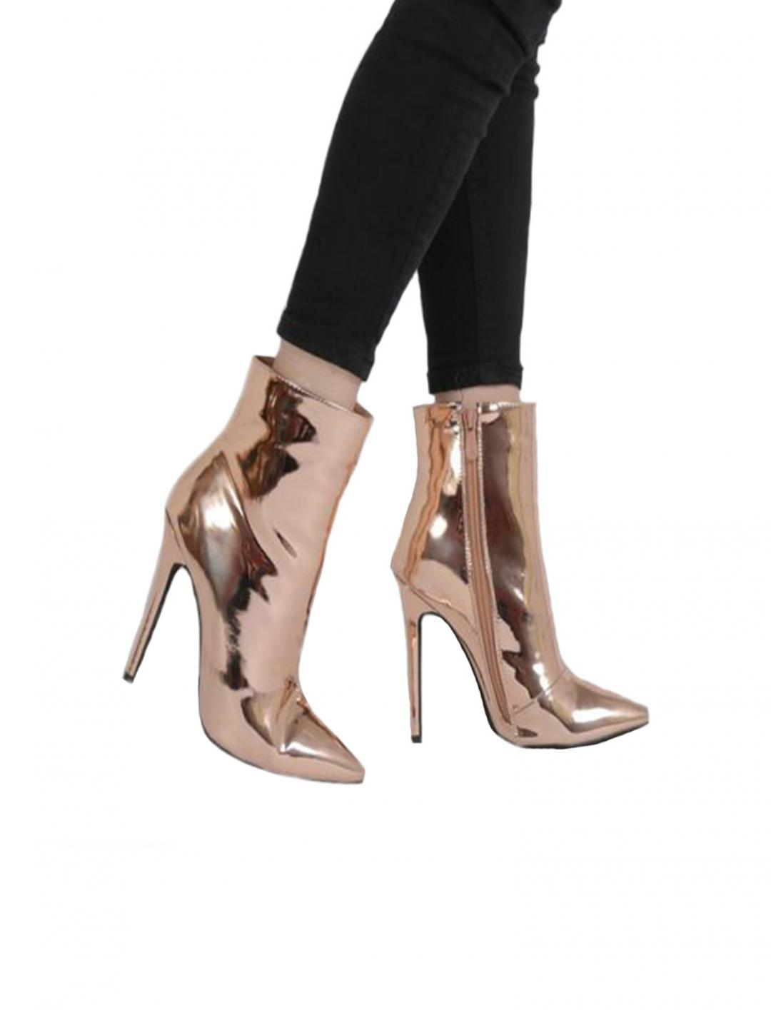 Ankle Boots Shoes Harlee