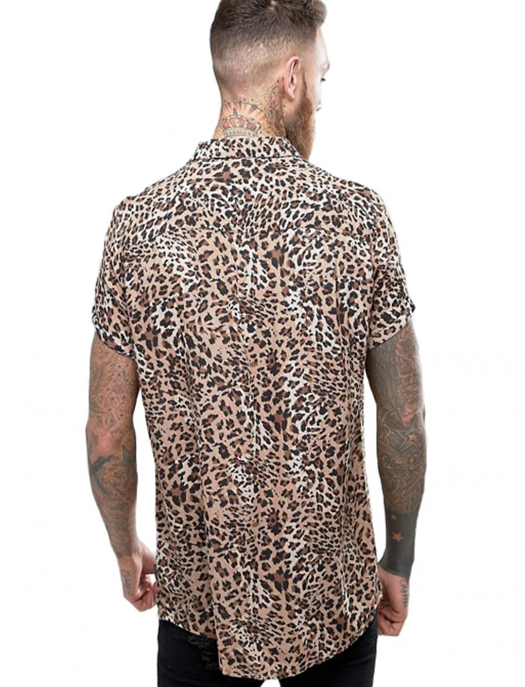 "Animal Print Shirt {""id"":5,""product_section_id"":1,""name"":""Clothing"",""order"":5} Rollas"