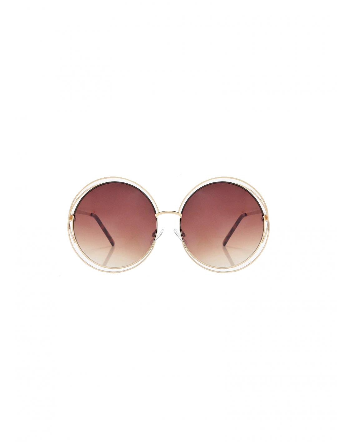 "Metallic Round Sunglasses {""id"":16,""product_section_id"":1,""name"":""Accessories"",""order"":15} Boohoo"
