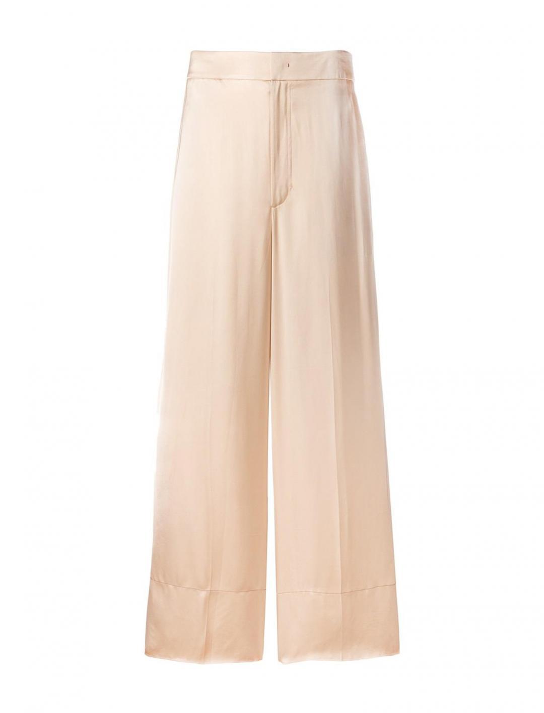 Wide Leg Trousers Clothing HELMUT LANG