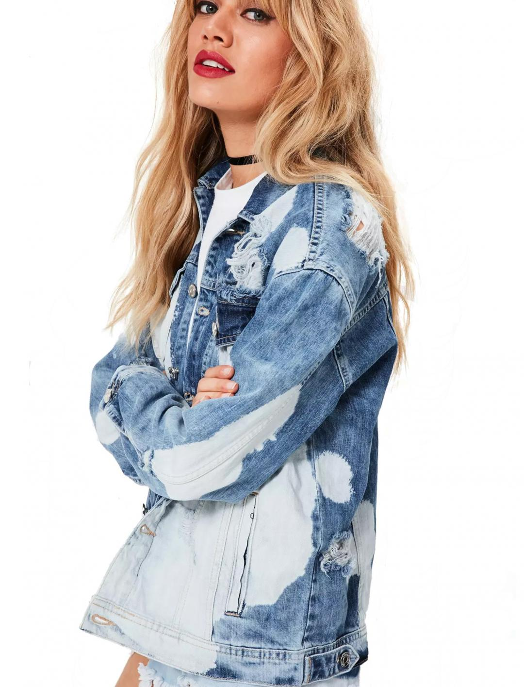 """Drop Shoulder Jacket {""""id"""":5,""""product_section_id"""":1,""""name"""":""""Clothing"""",""""order"""":5} Missguided"""