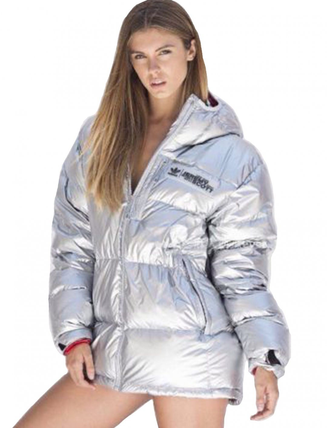 """Pink's Puffer Jacket {""""id"""":5,""""product_section_id"""":1,""""name"""":""""Clothing"""",""""order"""":5} Adidas"""