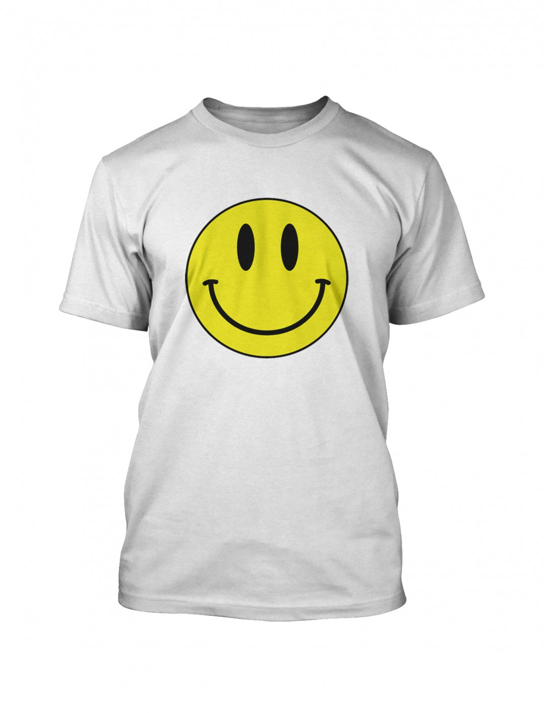 """Smiley Face T-Shirt {""""id"""":5,""""product_section_id"""":1,""""name"""":""""Clothing"""",""""order"""":5}"""