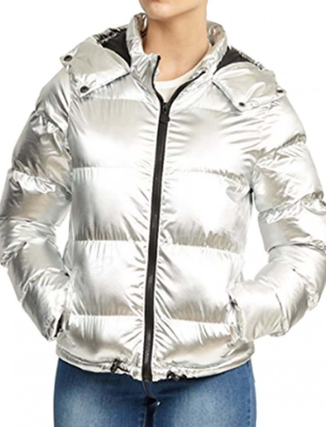 """Padded Winter Jacket {""""id"""":5,""""product_section_id"""":1,""""name"""":""""Clothing"""",""""order"""":5} SS7 Women's"""
