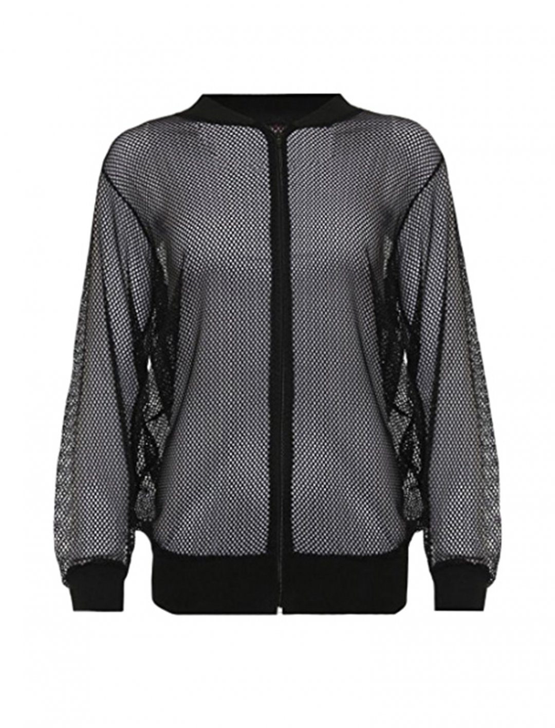 """Mesh Jacket {""""id"""":5,""""product_section_id"""":1,""""name"""":""""Clothing"""",""""order"""":5} H&F Girls"""