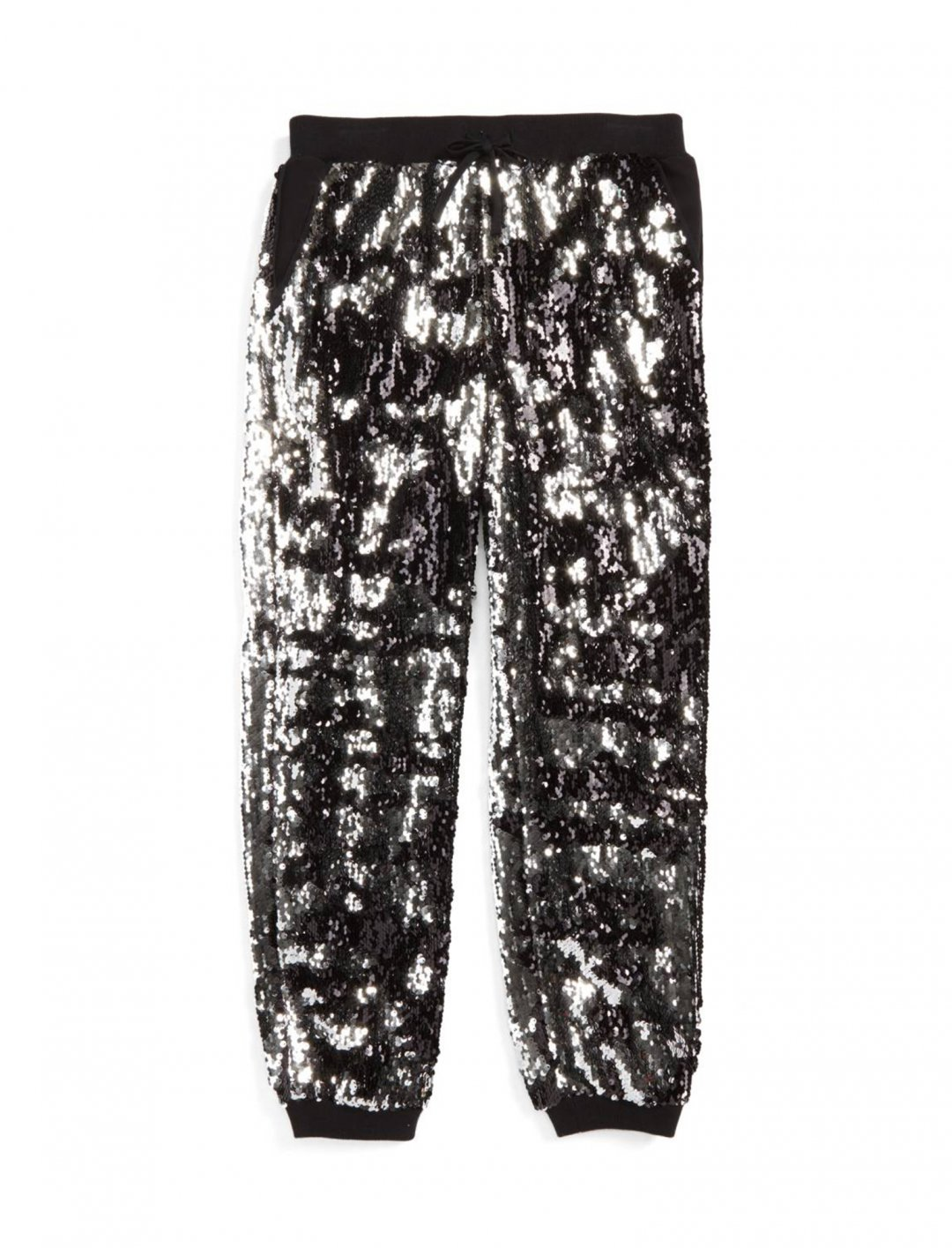"""Sequin Jogger Pants {""""id"""":5,""""product_section_id"""":1,""""name"""":""""Clothing"""",""""order"""":5} MILLY MINIS"""