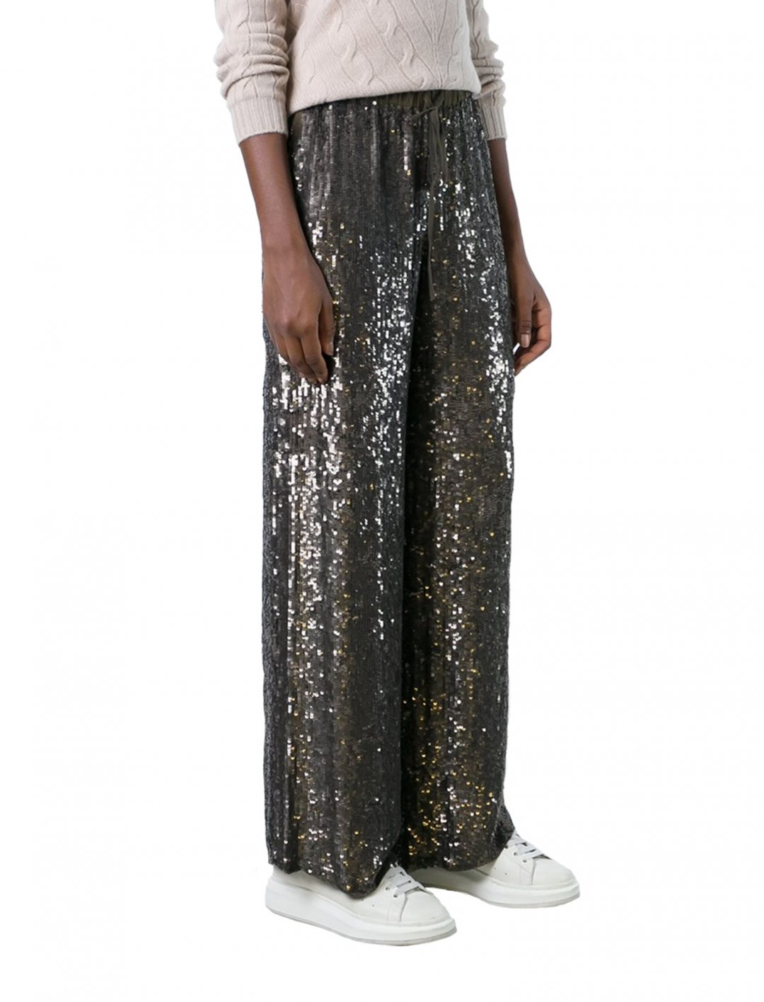 """Sequin Wide Trousers {""""id"""":5,""""product_section_id"""":1,""""name"""":""""Clothing"""",""""order"""":5} P.A.R.O.S.H."""