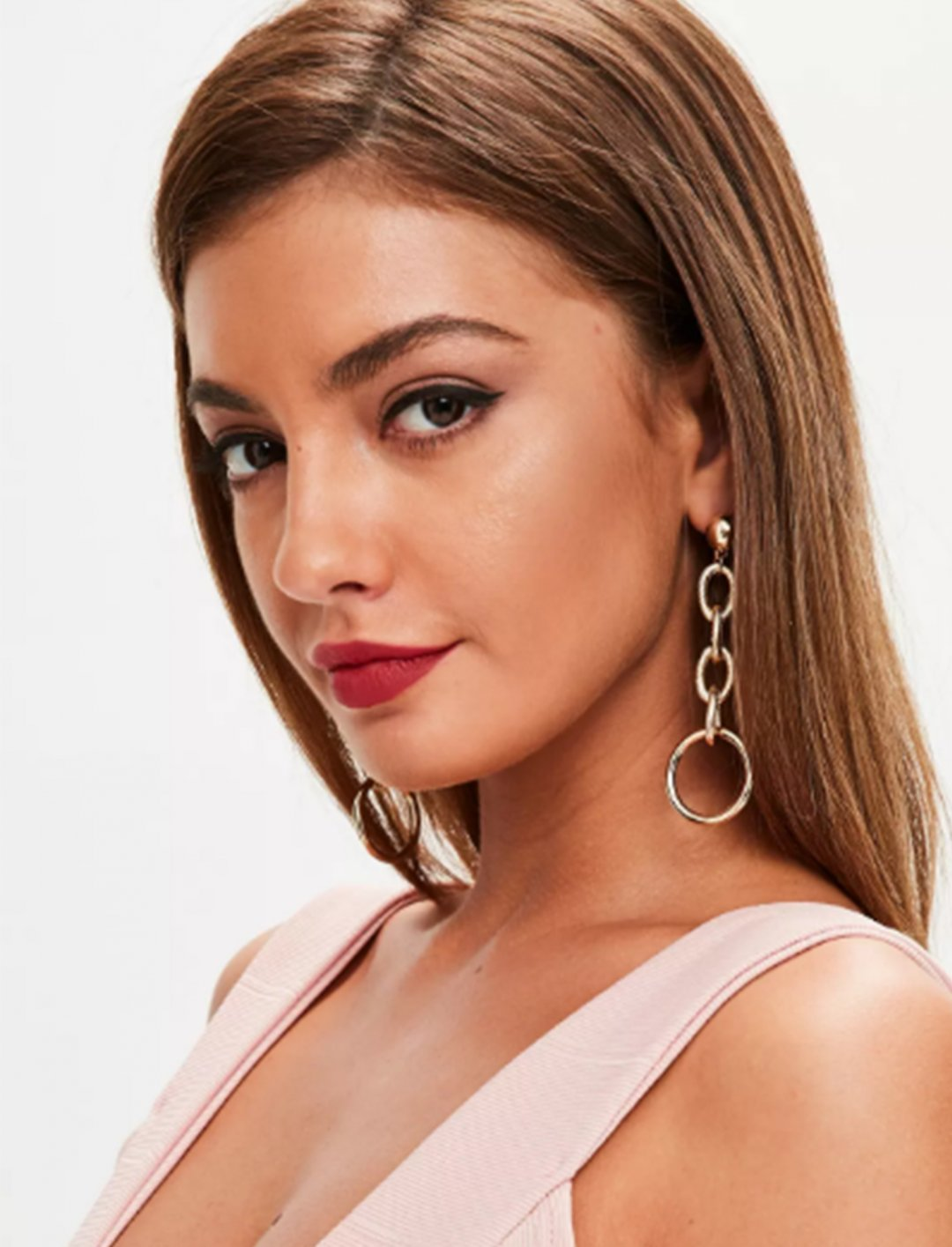 Chain Earrings Jewellery Missguided