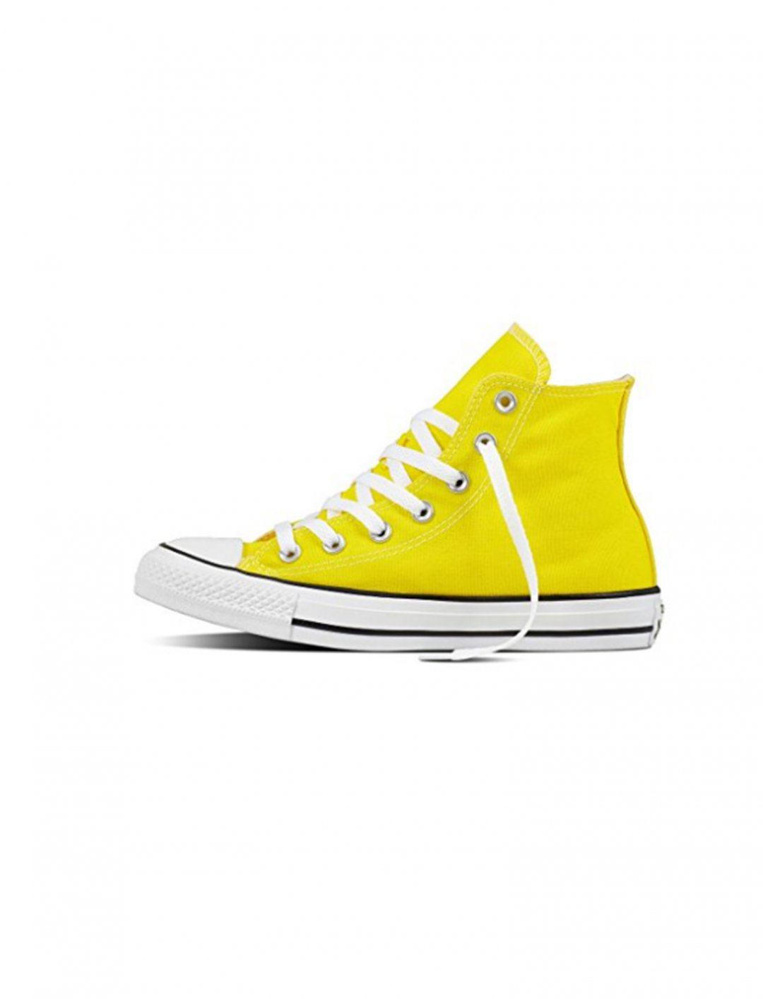 "Yellow Converse Sneakers {""id"":12,""product_section_id"":1,""name"":""Shoes"",""order"":12} Converse"