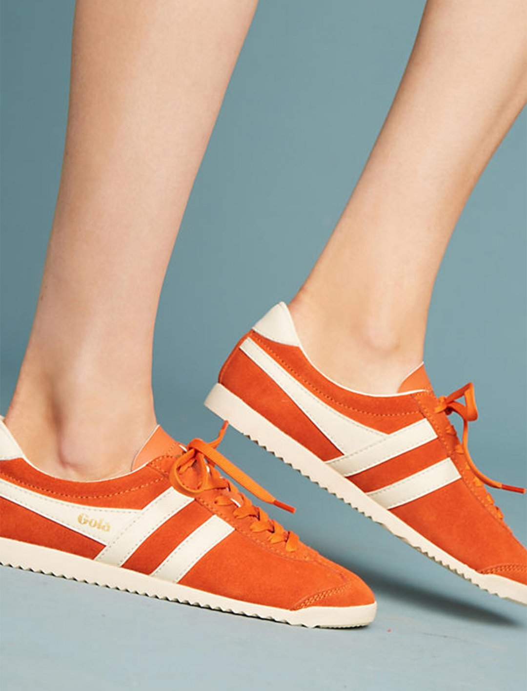 "Rachel's Orange Trainers {""id"":12,""product_section_id"":1,""name"":""Shoes"",""order"":12} Gola"