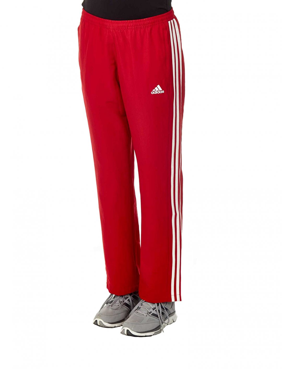 "Red Track Pants {""id"":5,""product_section_id"":1,""name"":""Clothing"",""order"":5} Adidas"