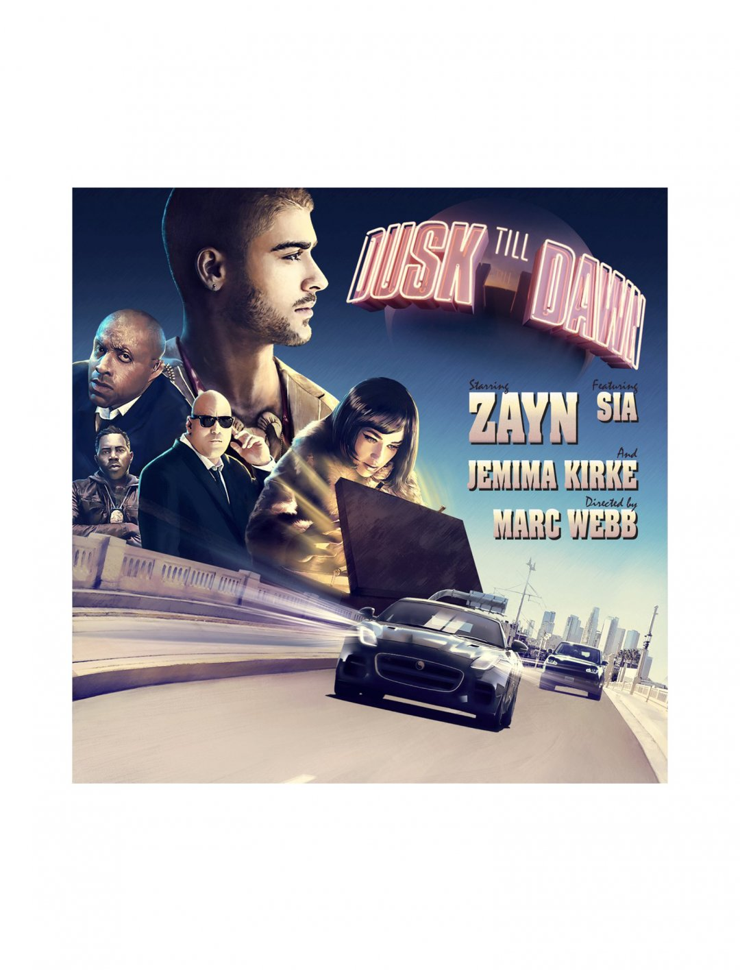 "Dusk Till Dawn Single {""id"":11,""product_section_id"":1,""name"":""Music & Ringtone"",""order"":11} Sony"