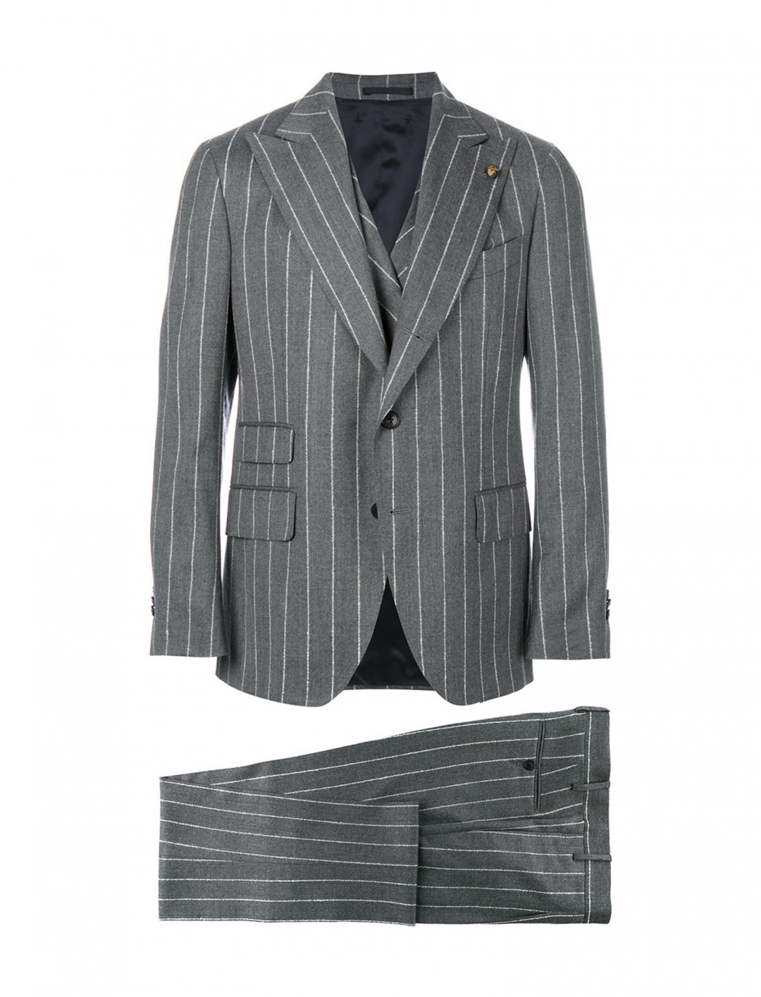 "Pinstripe Suit {""id"":5,""product_section_id"":1,""name"":""Clothing"",""order"":5} Gabriele Pasini"