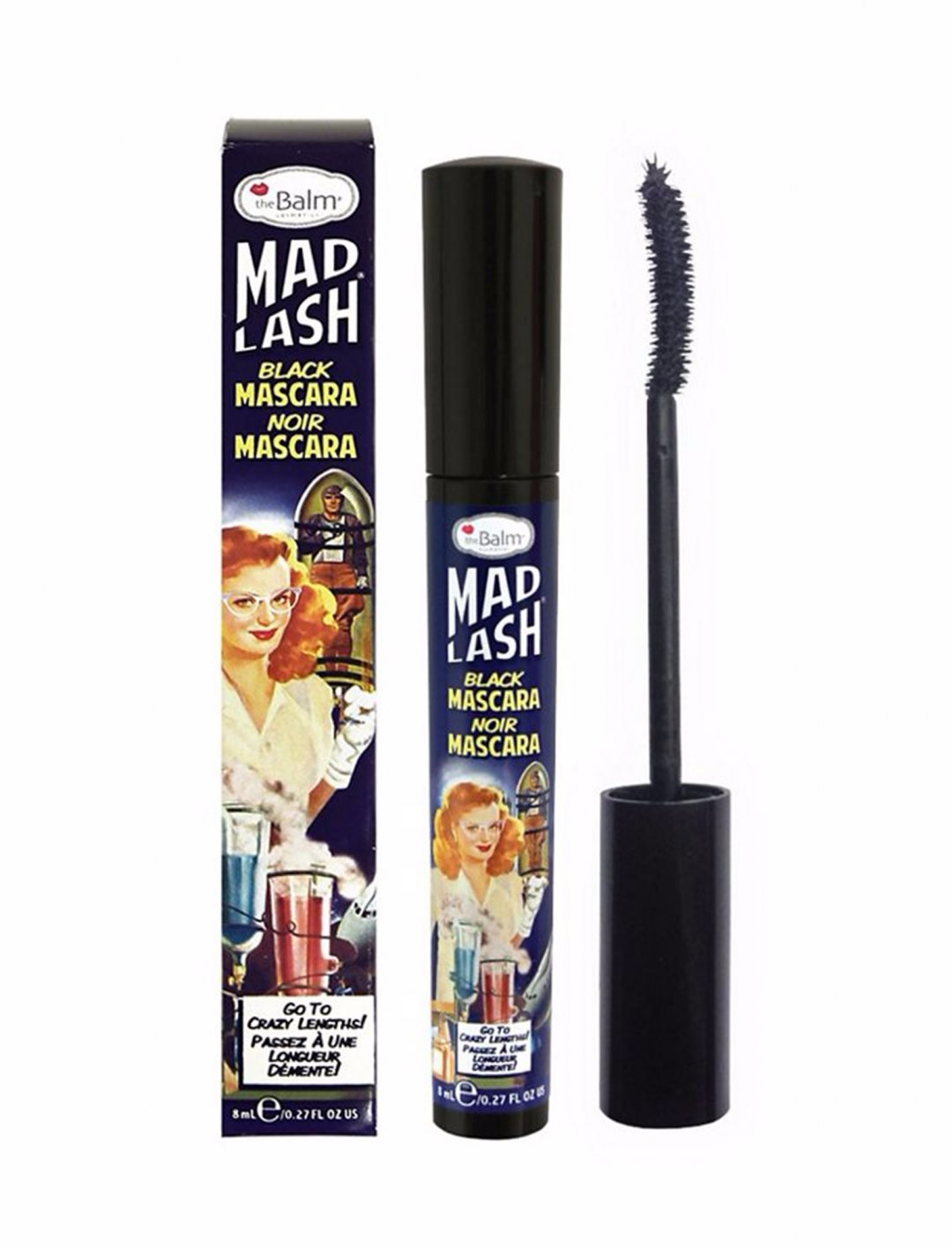 """Mad Lash"" Mascara Beauty theBalm"