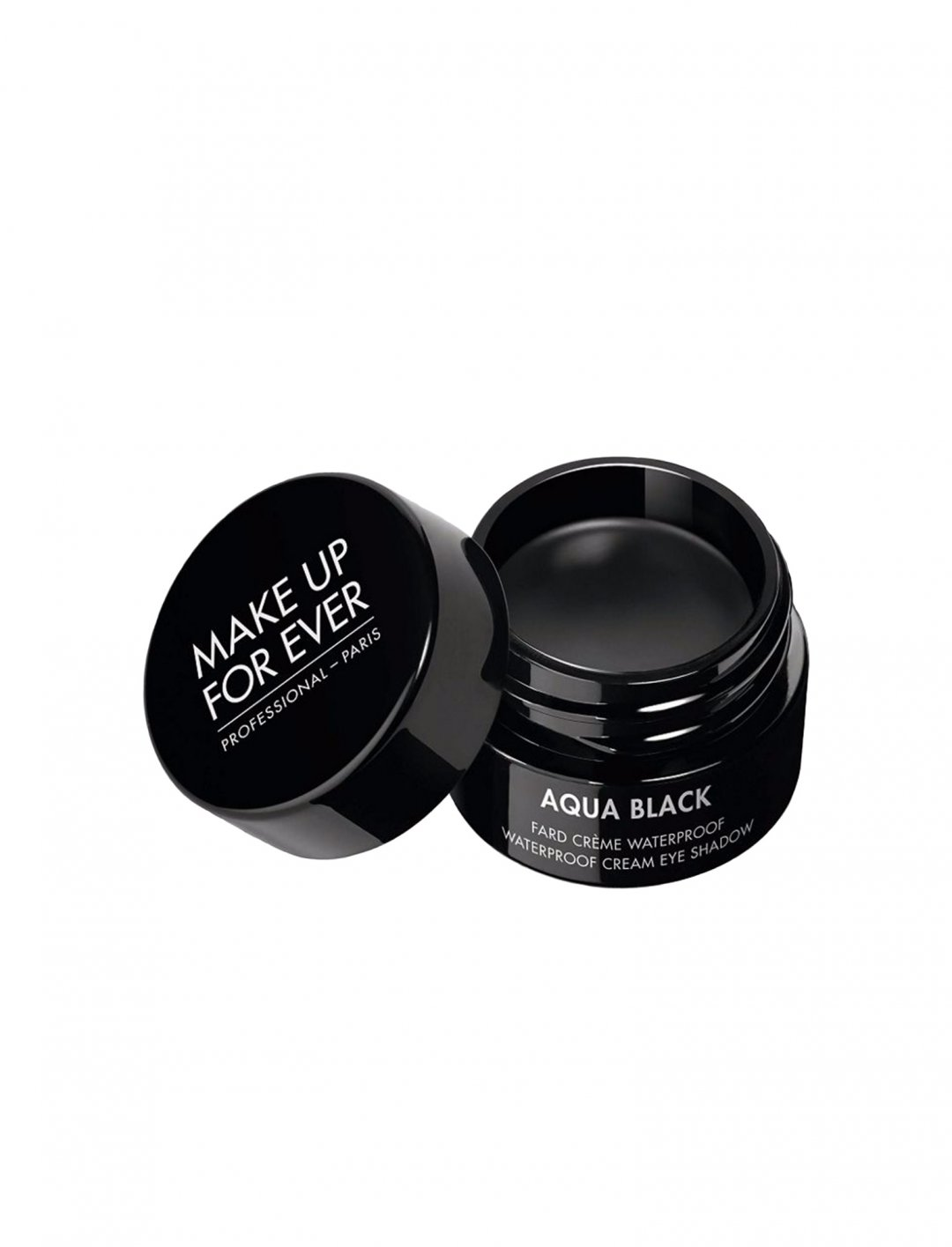 """Black Cream Eye Shadow {""""id"""":2,""""product_section_id"""":1,""""name"""":""""Beauty"""",""""order"""":2} Make up forever"""