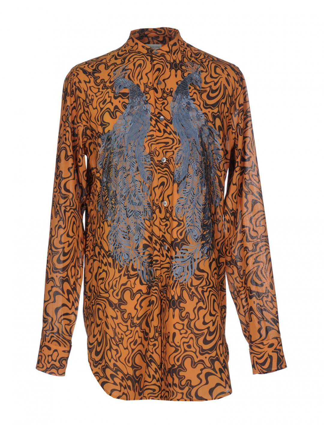 "Patterned Shirt {""id"":5,""product_section_id"":1,""name"":""Clothing"",""order"":5} DRIES VAN NOTEN"