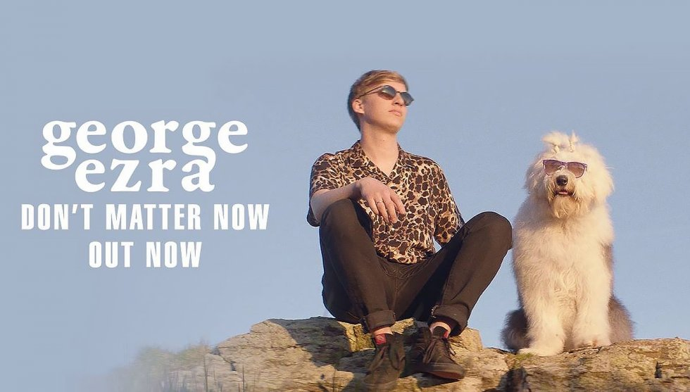 George Ezra Style, Fashion, Outfits and Clothes - Don't Matter Now George Ezra Sony