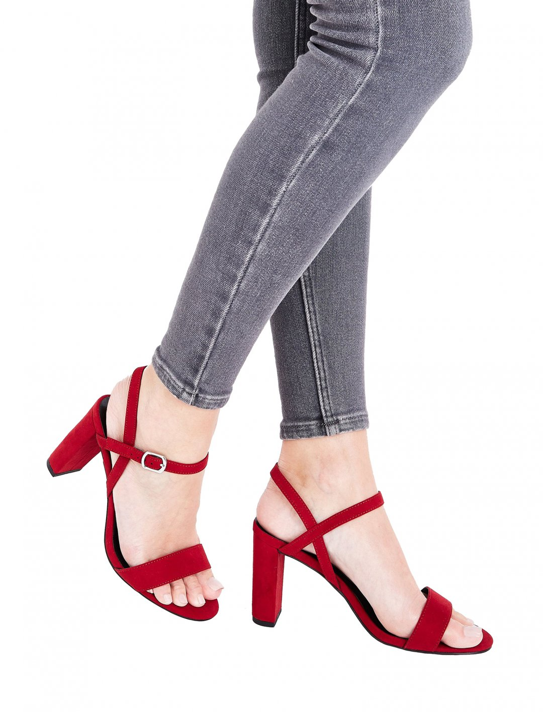 "Strap Side Heels {""id"":12,""product_section_id"":1,""name"":""Shoes"",""order"":12} New Look"