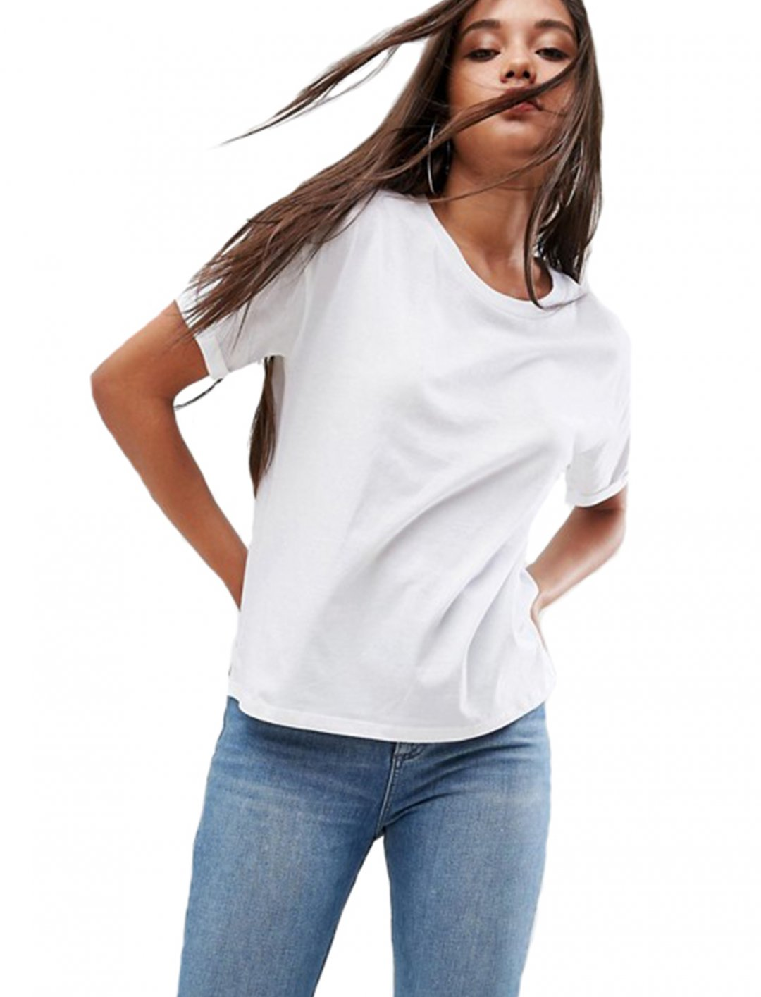 "White Boxy T-Shirt {""id"":5,""product_section_id"":1,""name"":""Clothing"",""order"":5} Asos"