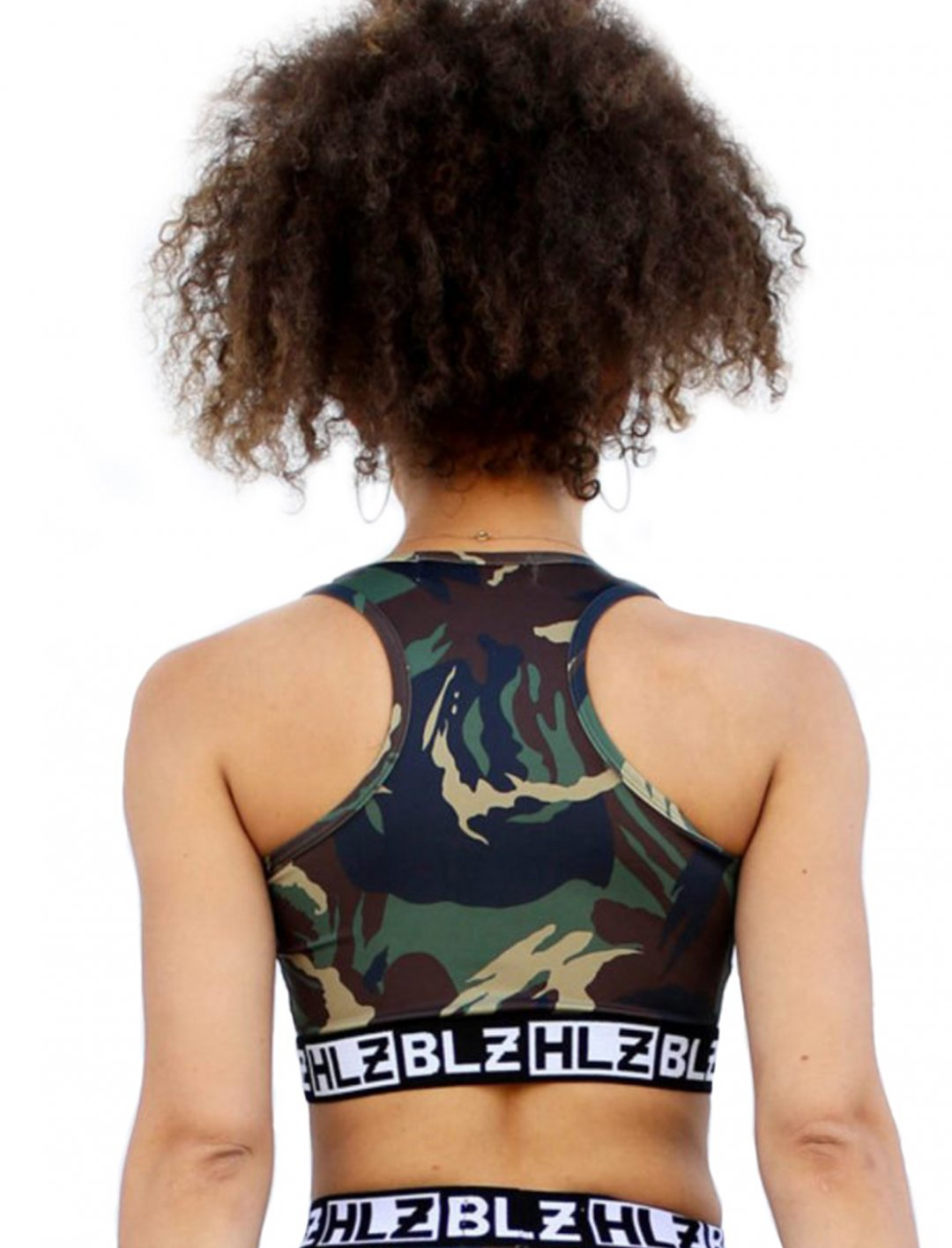 """Nadia Rose's Sports Bra {""""id"""":5,""""product_section_id"""":1,""""name"""":""""Clothing"""",""""order"""":5} HLZBLZ"""