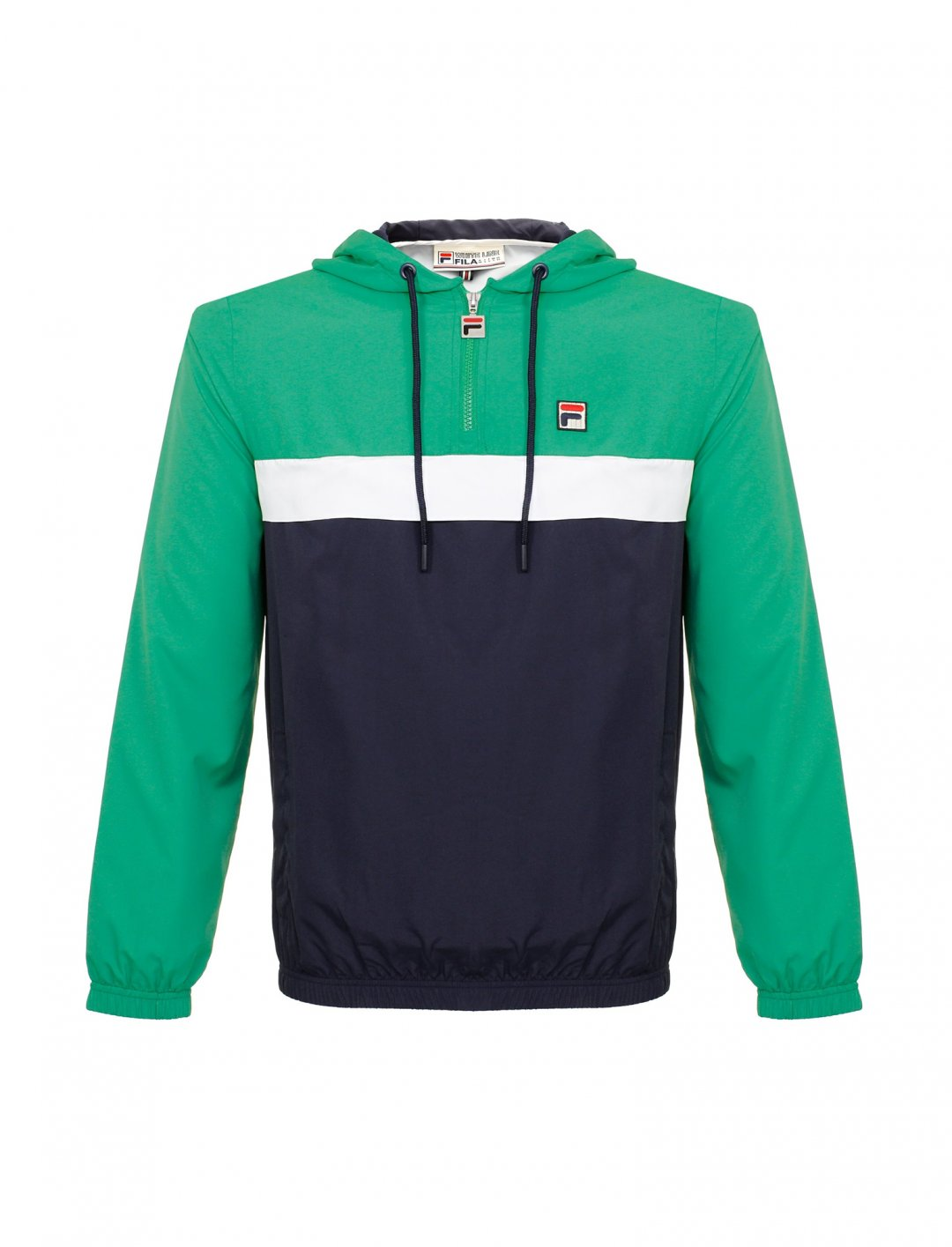 """Vintage Overhead Jacket {""""id"""":5,""""product_section_id"""":1,""""name"""":""""Clothing"""",""""order"""":5} Fila"""