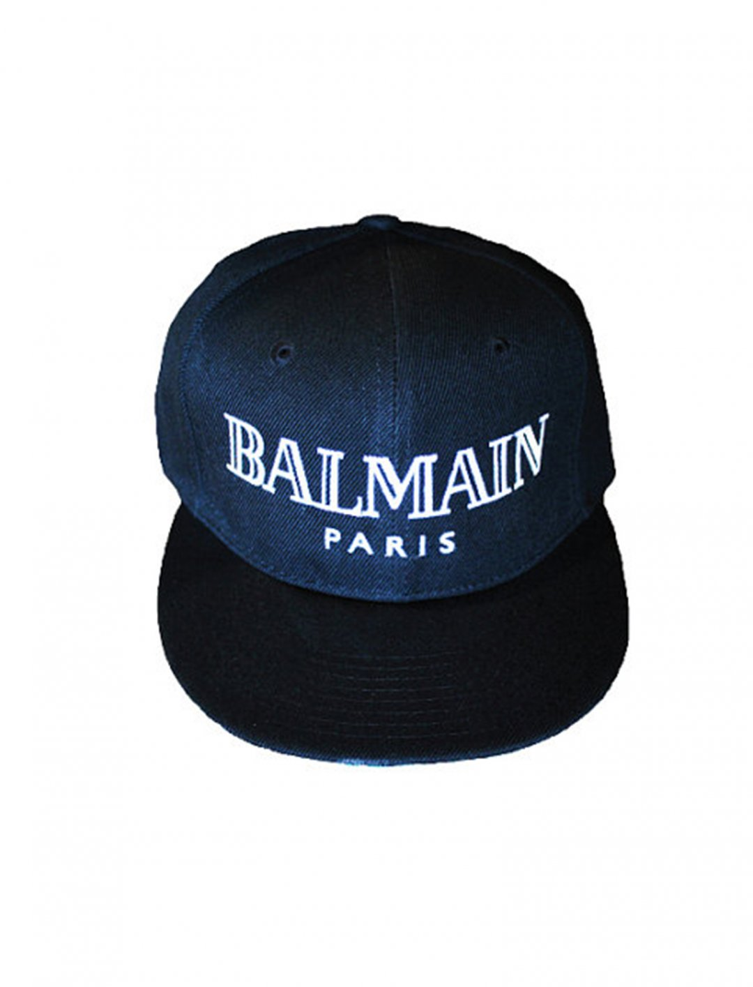 "'Balmain Paris' Logo Snapback Cap {""id"":16,""product_section_id"":1,""name"":""Accessories"",""order"":15} Lavish Snapbacks"