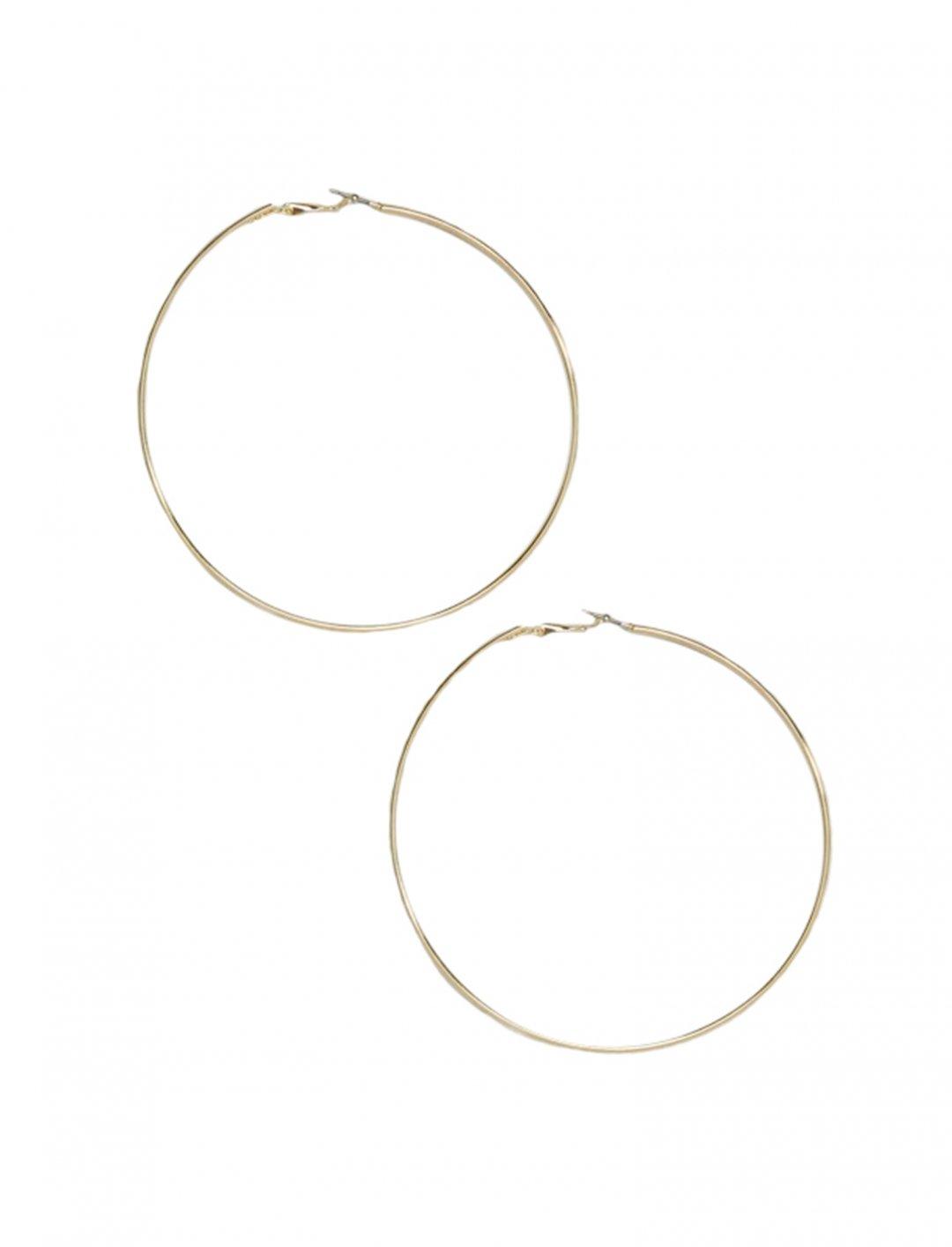 "Nadia Rose's Hoop Earrings {""id"":10,""product_section_id"":1,""name"":""Jewellery"",""order"":10} Liars & Lovers"