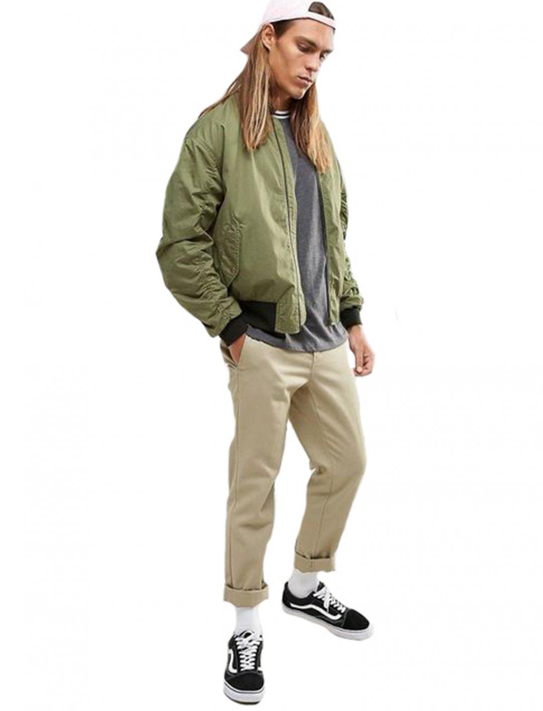 """Oversized Bomber Jacket {""""id"""":5,""""product_section_id"""":1,""""name"""":""""Clothing"""",""""order"""":5} Asos"""