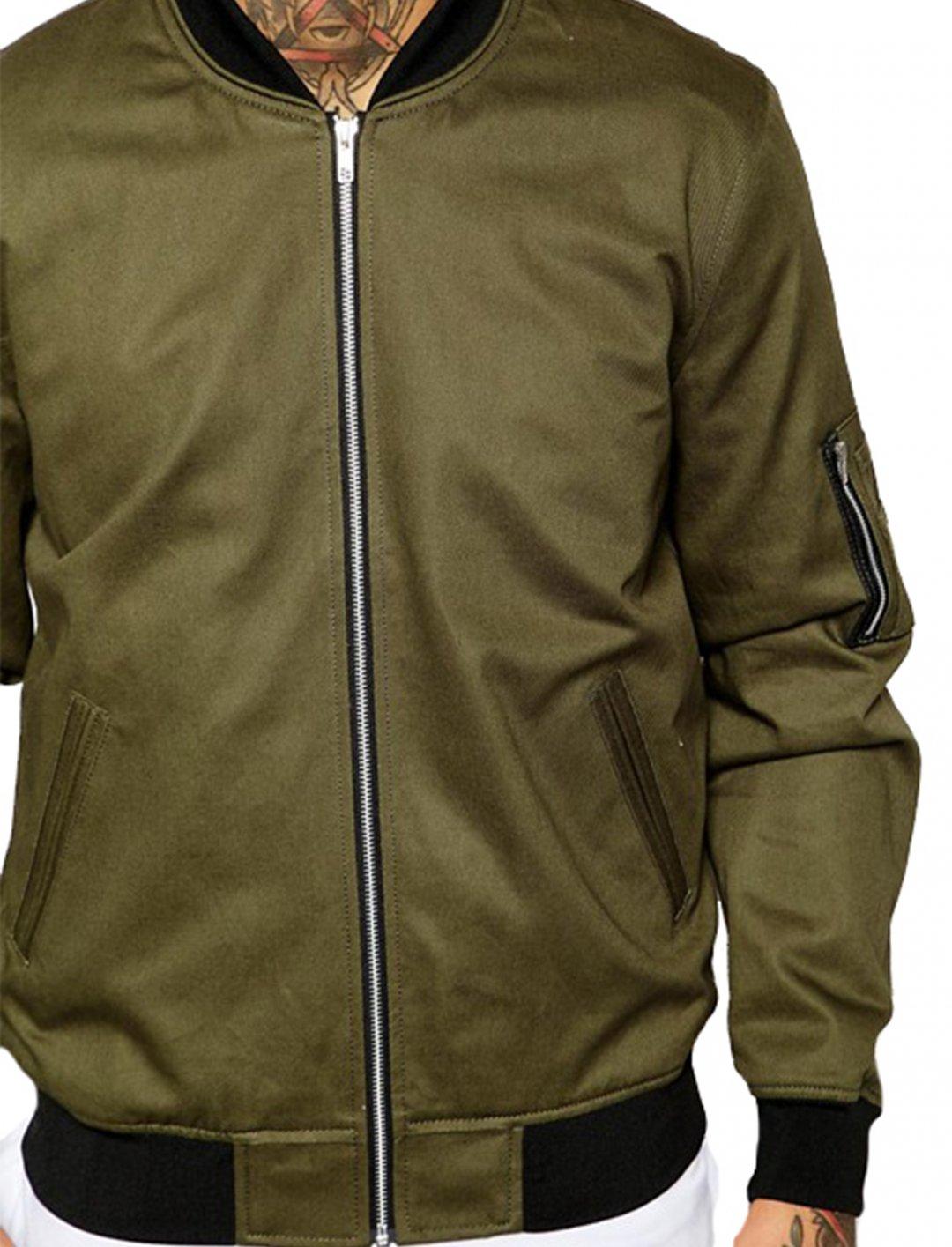 "Bomber Jacket in Khaki {""id"":5,""product_section_id"":1,""name"":""Clothing"",""order"":5} Asos"