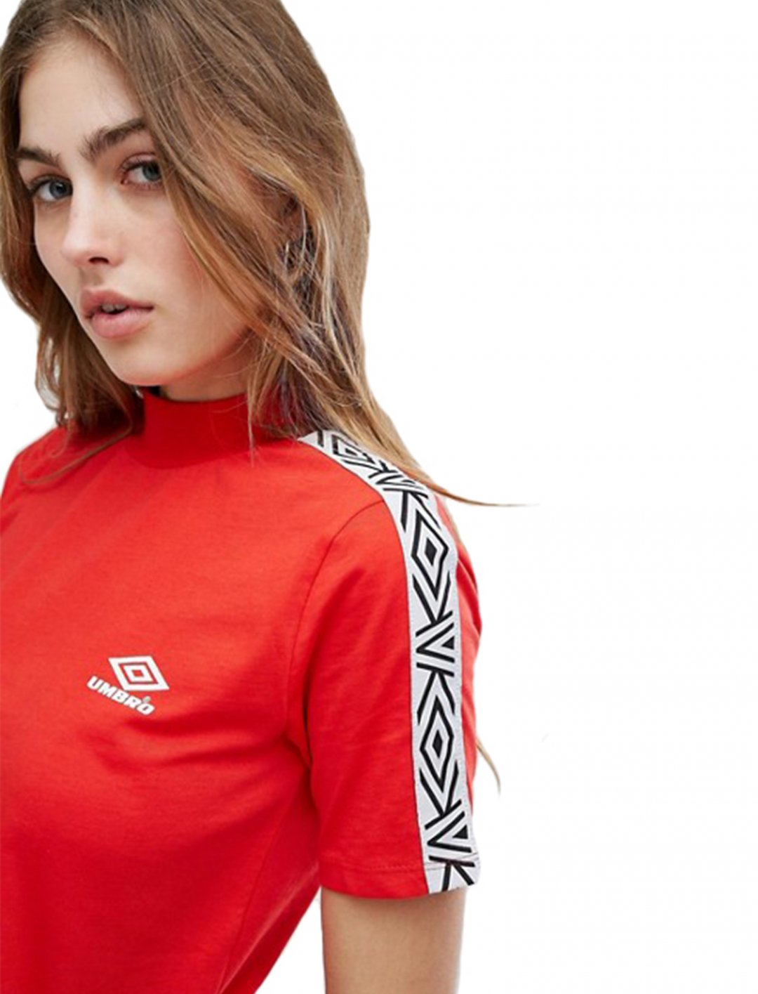 """T-Shirt With Tape Logo {""""id"""":5,""""product_section_id"""":1,""""name"""":""""Clothing"""",""""order"""":5} Umbro"""