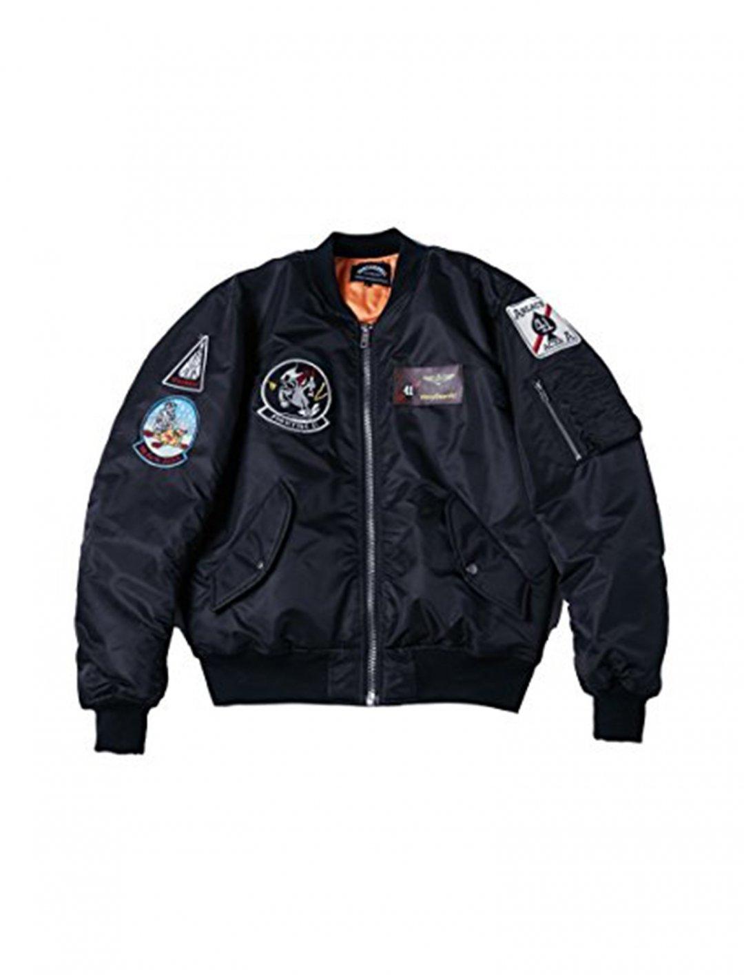 "Classic Bomber Jacket {""id"":5,""product_section_id"":1,""name"":""Clothing"",""order"":5} AVIDACE"