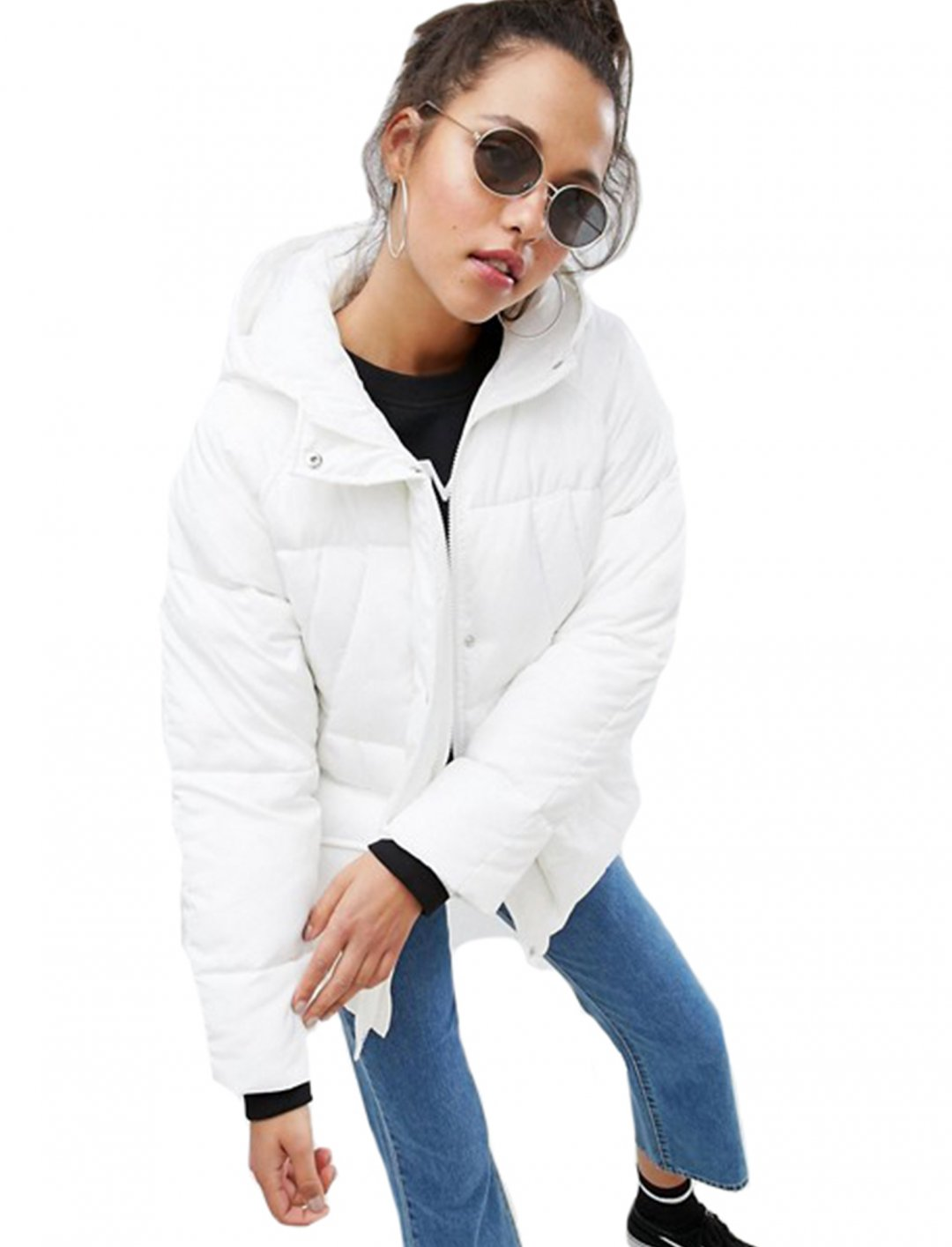 """Puffer Jacket With Pocket {""""id"""":5,""""product_section_id"""":1,""""name"""":""""Clothing"""",""""order"""":5} Asos"""