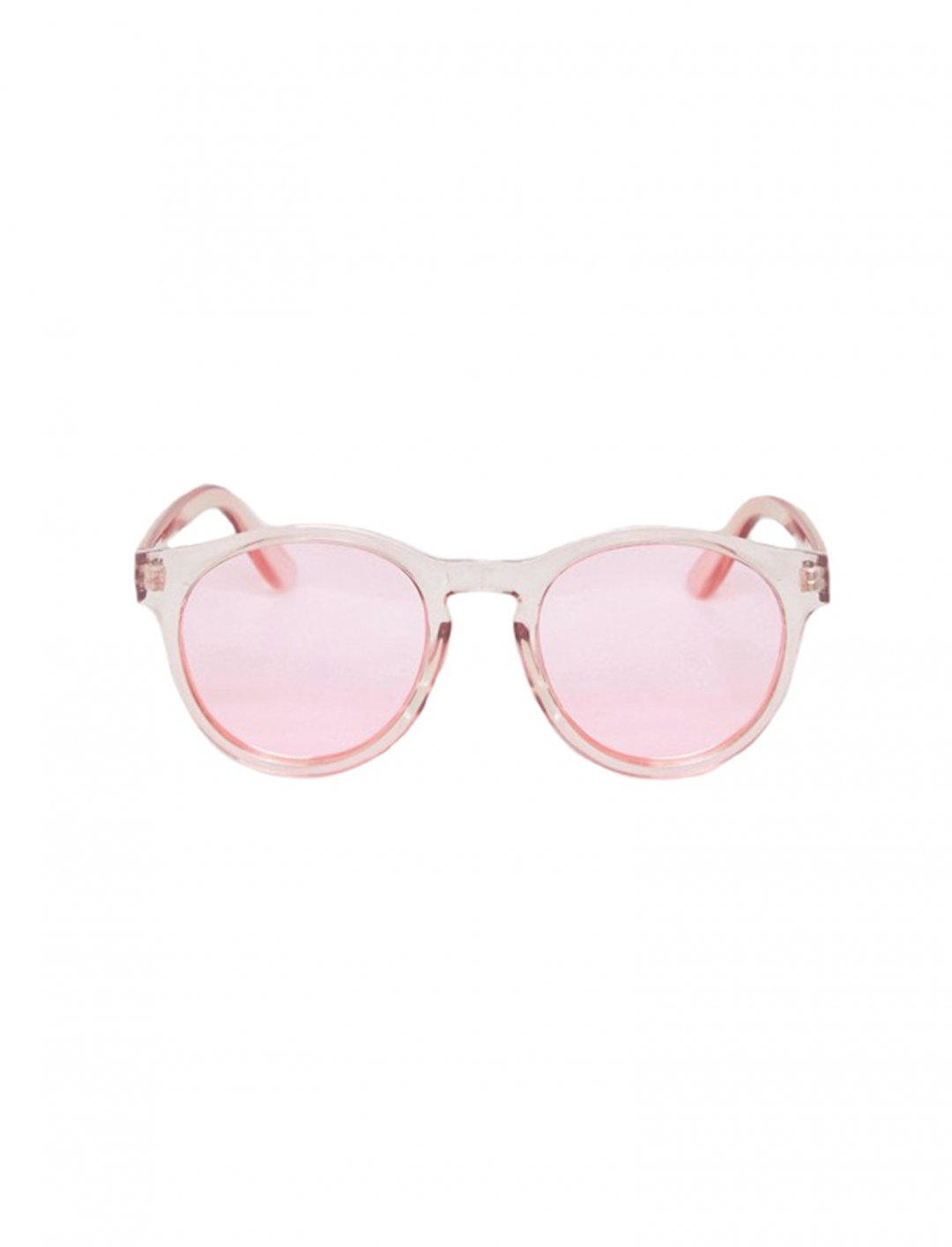 """Pink Lens Round Sunglasses {""""id"""":5,""""product_section_id"""":1,""""name"""":""""Clothing"""",""""order"""":5} AJ Morgan"""