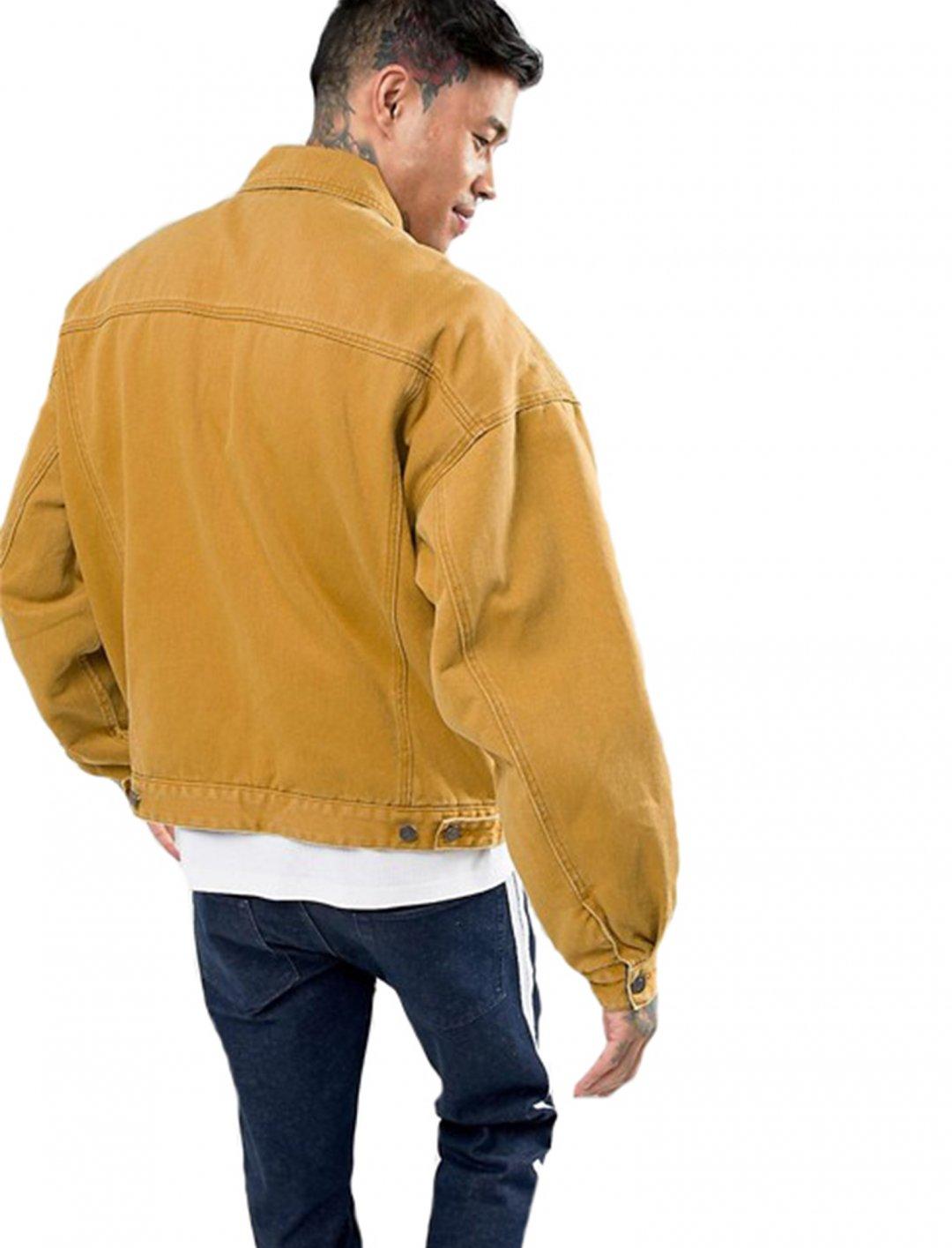 """Oversized Denim Jacket {""""id"""":5,""""product_section_id"""":1,""""name"""":""""Clothing"""",""""order"""":5} Asos"""