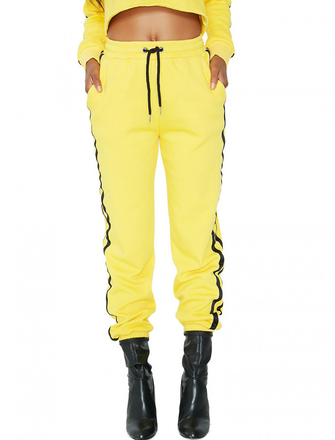 """Kill Bill Pants {""""id"""":5,""""product_section_id"""":1,""""name"""":""""Clothing"""",""""order"""":5} I AM GIA"""