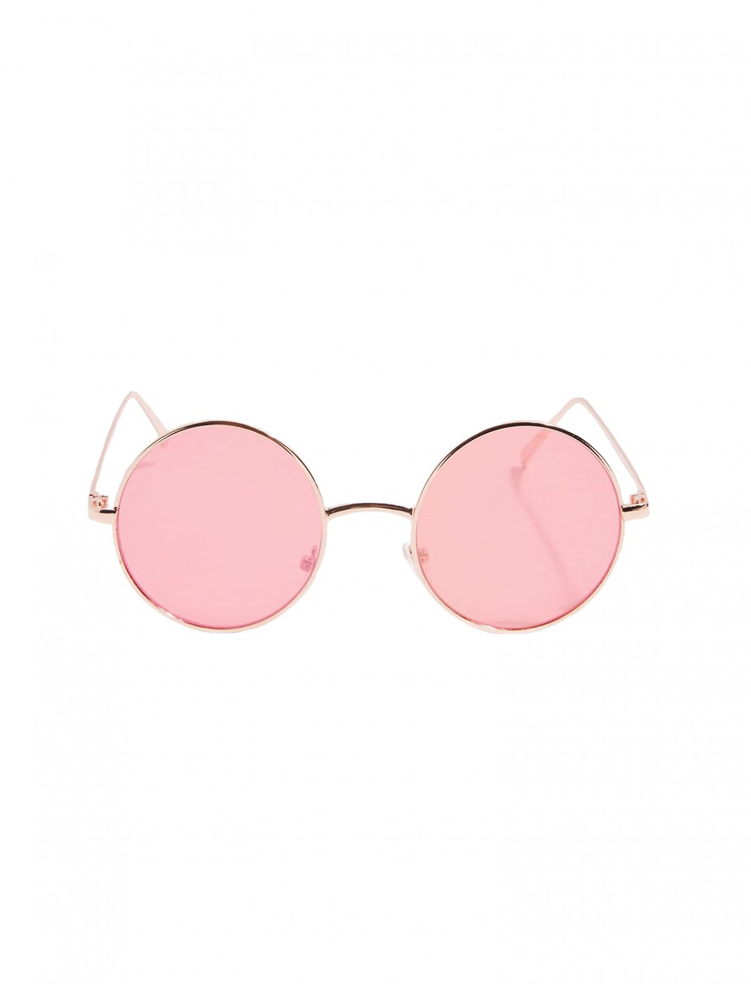 """Flat Lens Round Sunglasses {""""id"""":5,""""product_section_id"""":1,""""name"""":""""Clothing"""",""""order"""":5} Topshop"""