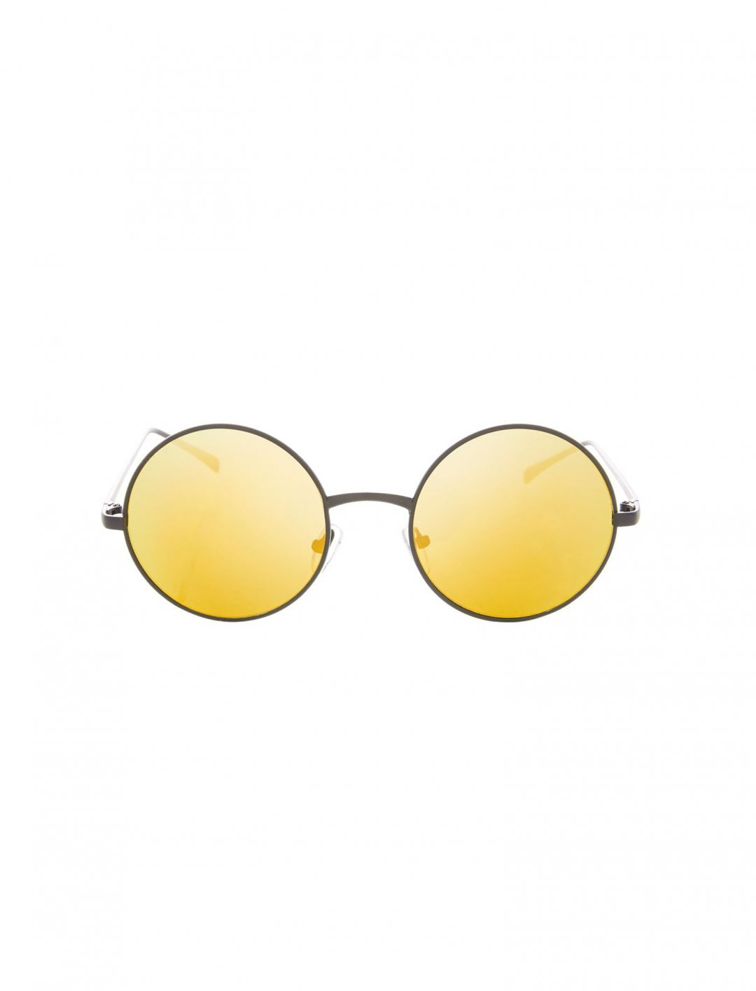 """Flat Lens Round Sunglasses {""""id"""":16,""""product_section_id"""":1,""""name"""":""""Accessories"""",""""order"""":15} Topshop"""