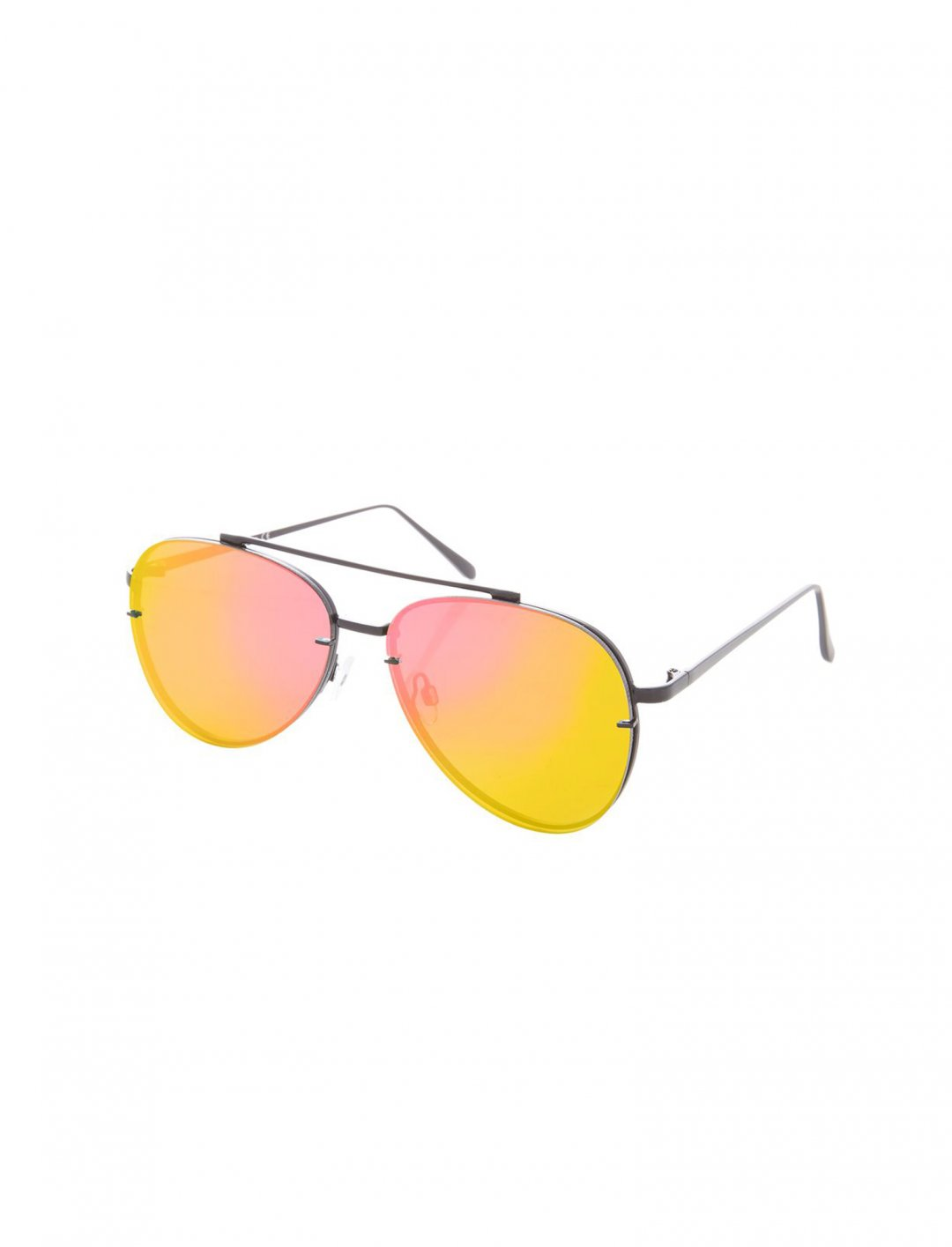 """Flat Lens Black Sunglasses {""""id"""":16,""""product_section_id"""":1,""""name"""":""""Accessories"""",""""order"""":15} ATTITUDE"""