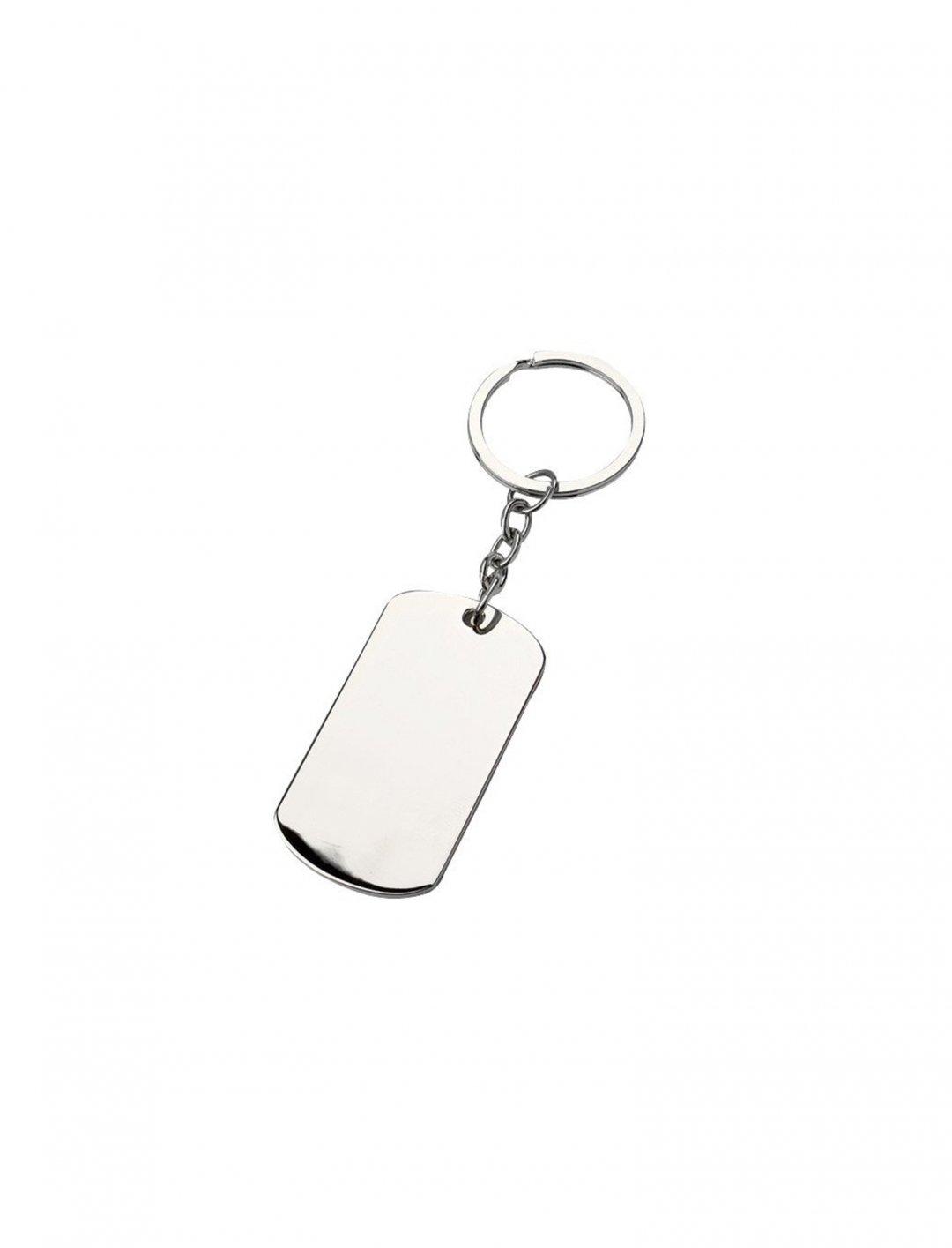 Dog Tag Keyring Accessories Sol